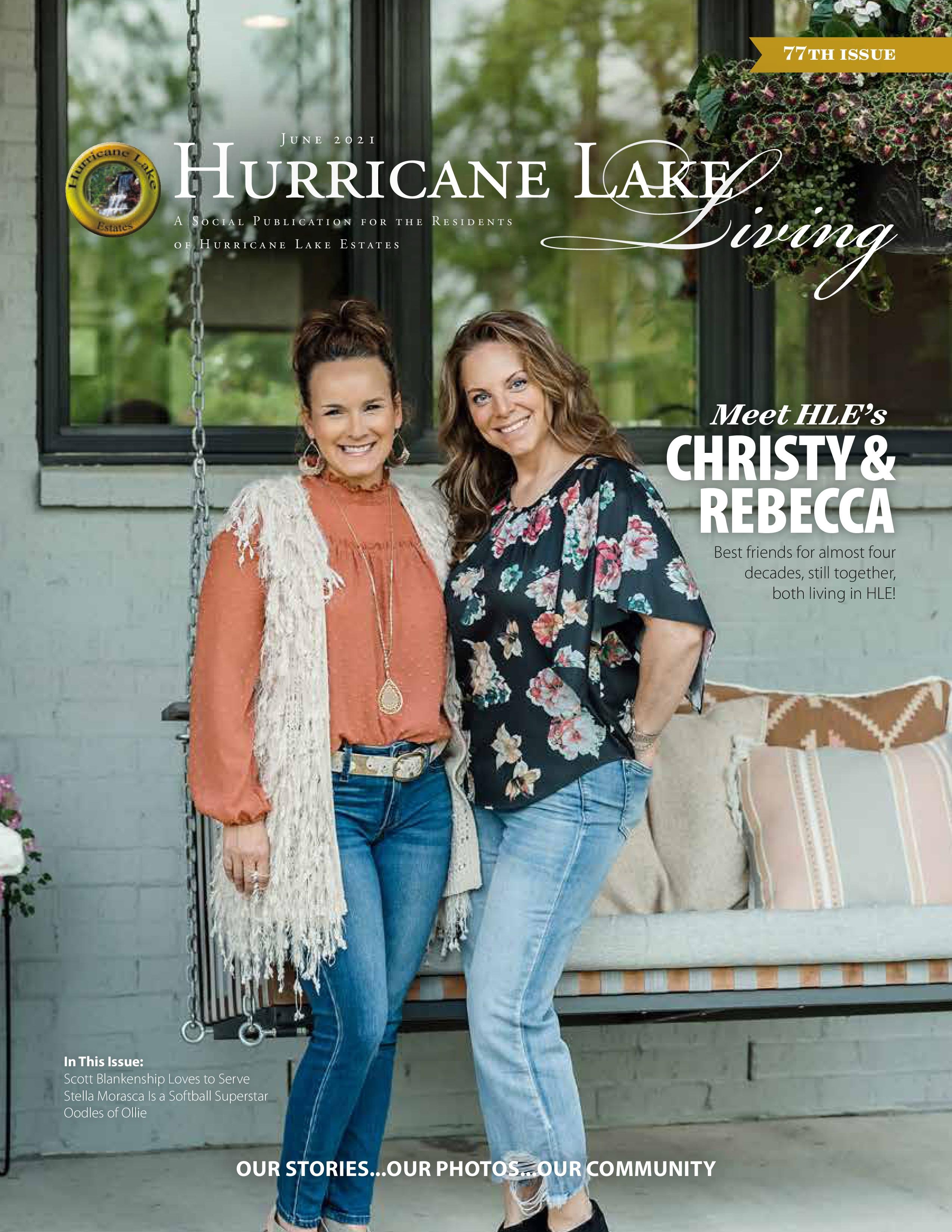 Hurricane Lake Living 2021-06-01