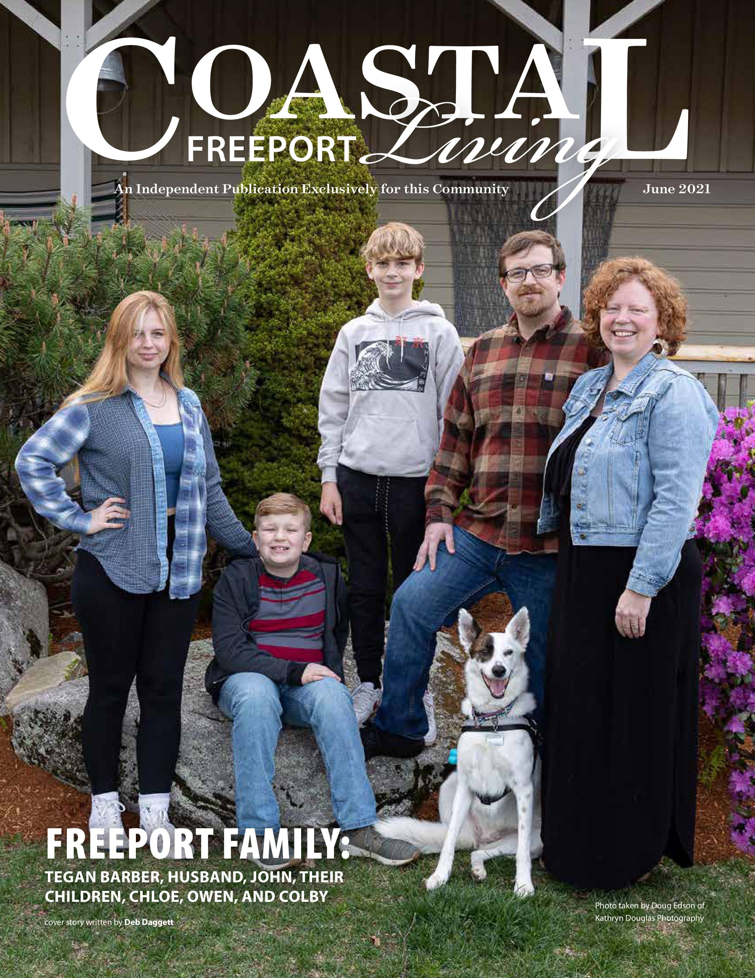 Coastal Freeport Living 2021-06-01