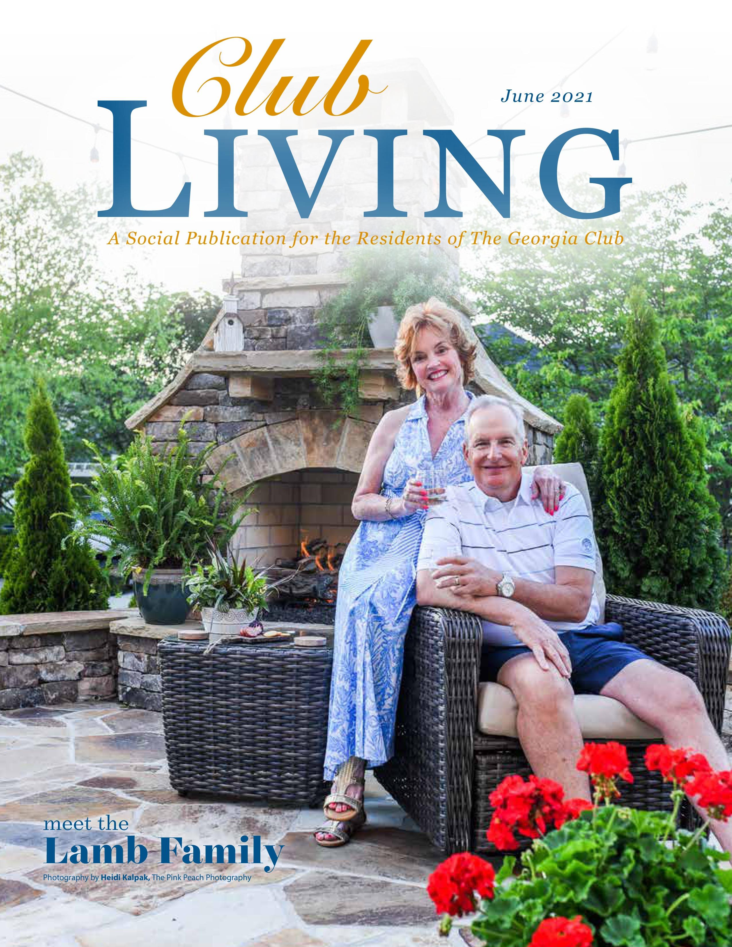 Club Living 2021-06-01