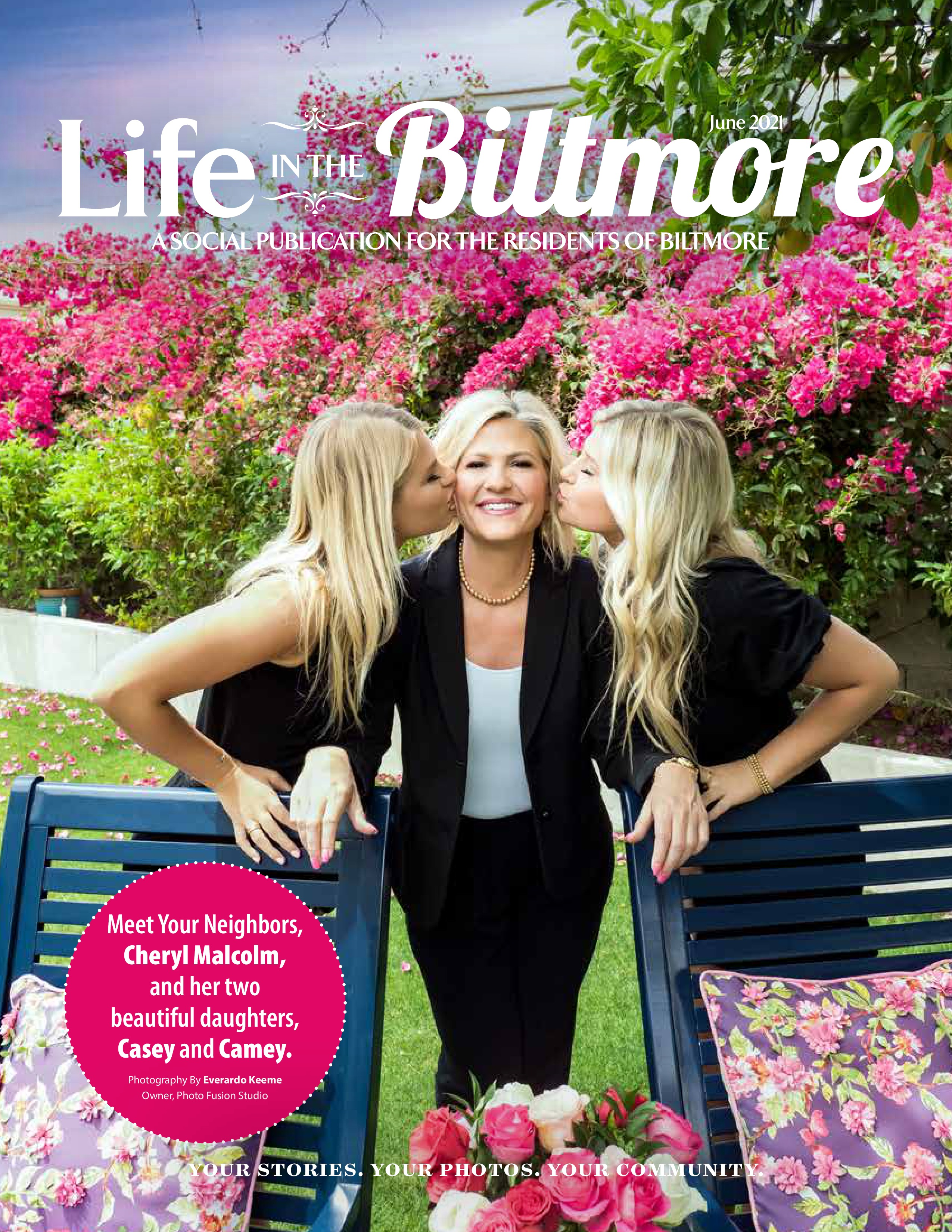 Life in the Biltmore 2021-06-01