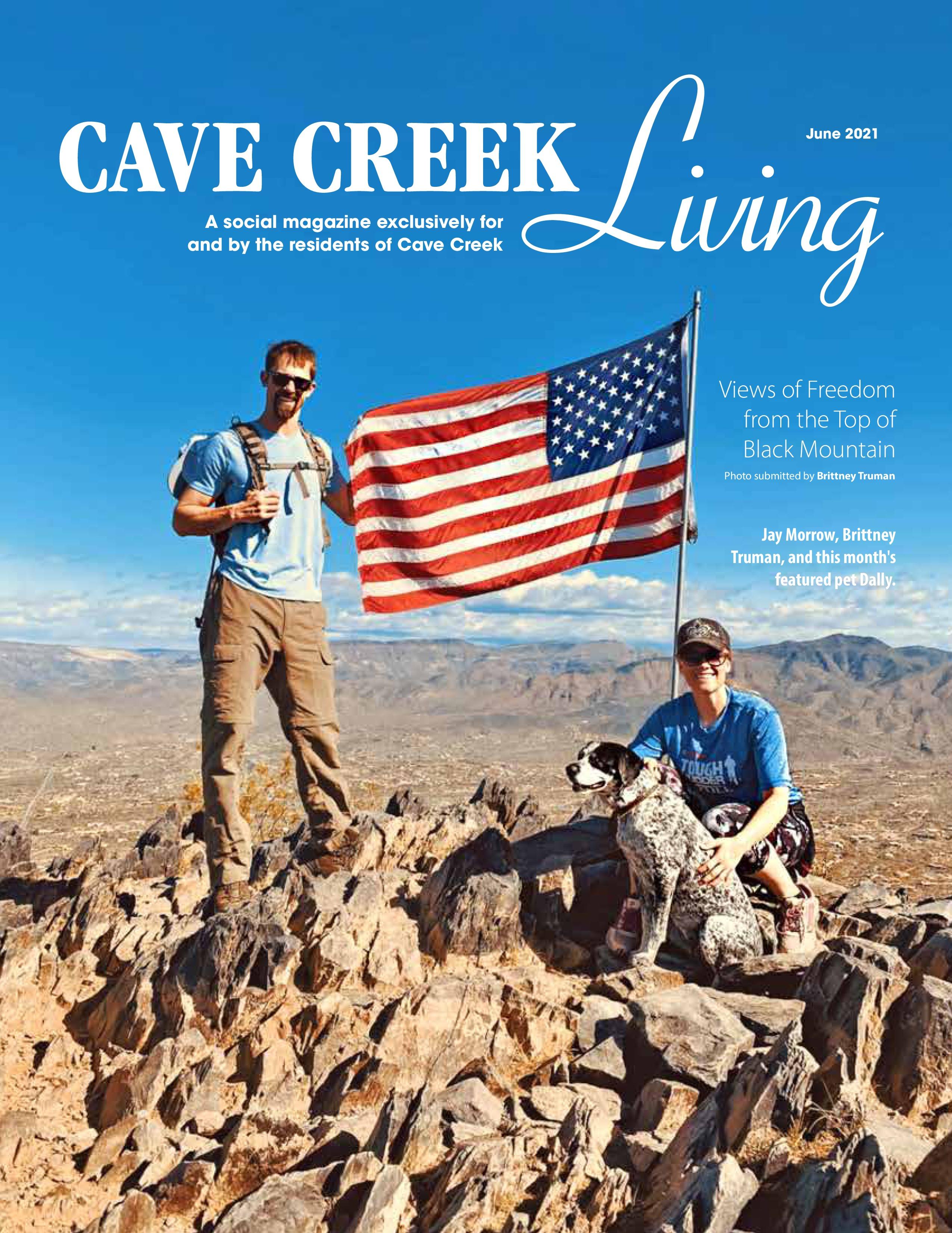Cave Creek Living 2021-06-01