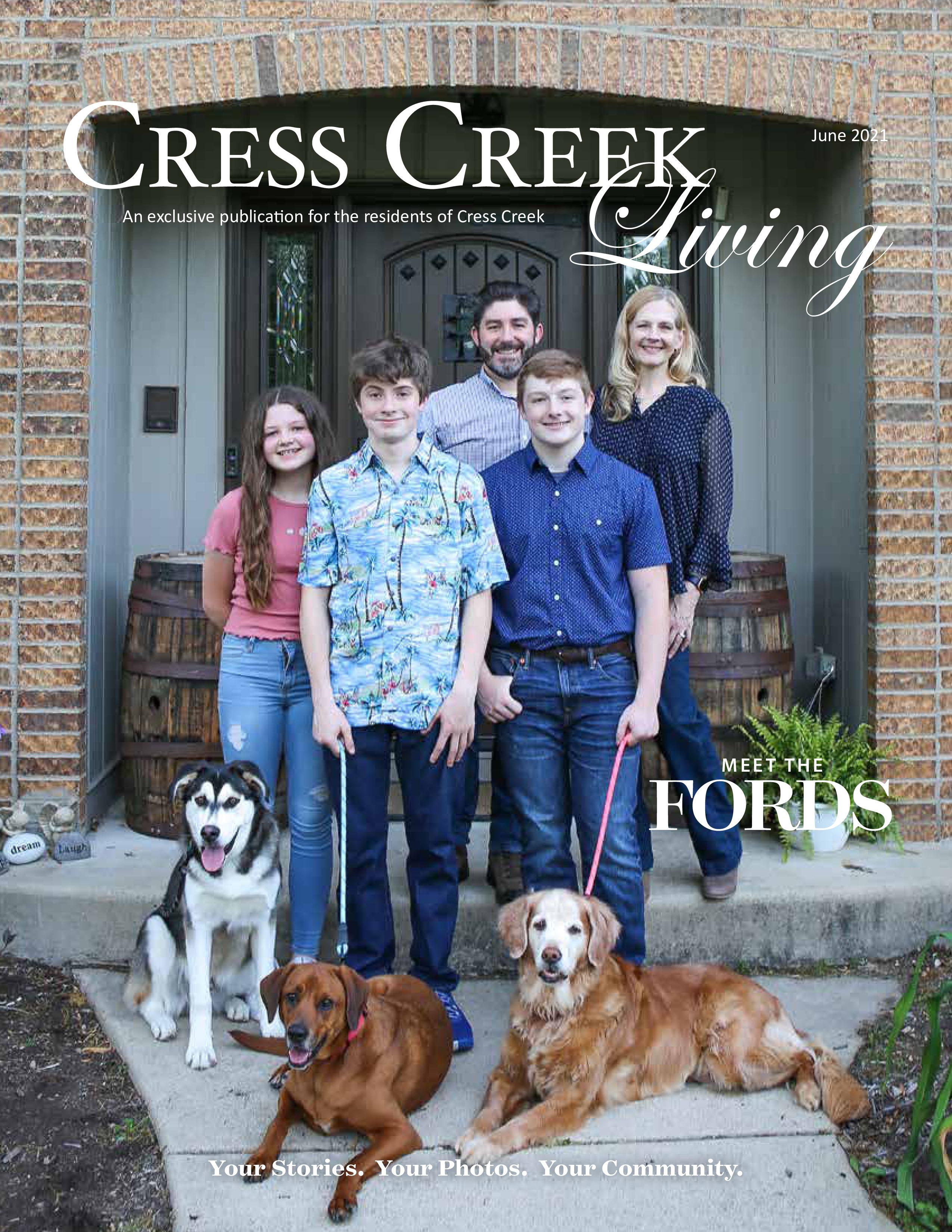 Cress Creek Living 2021-06-01