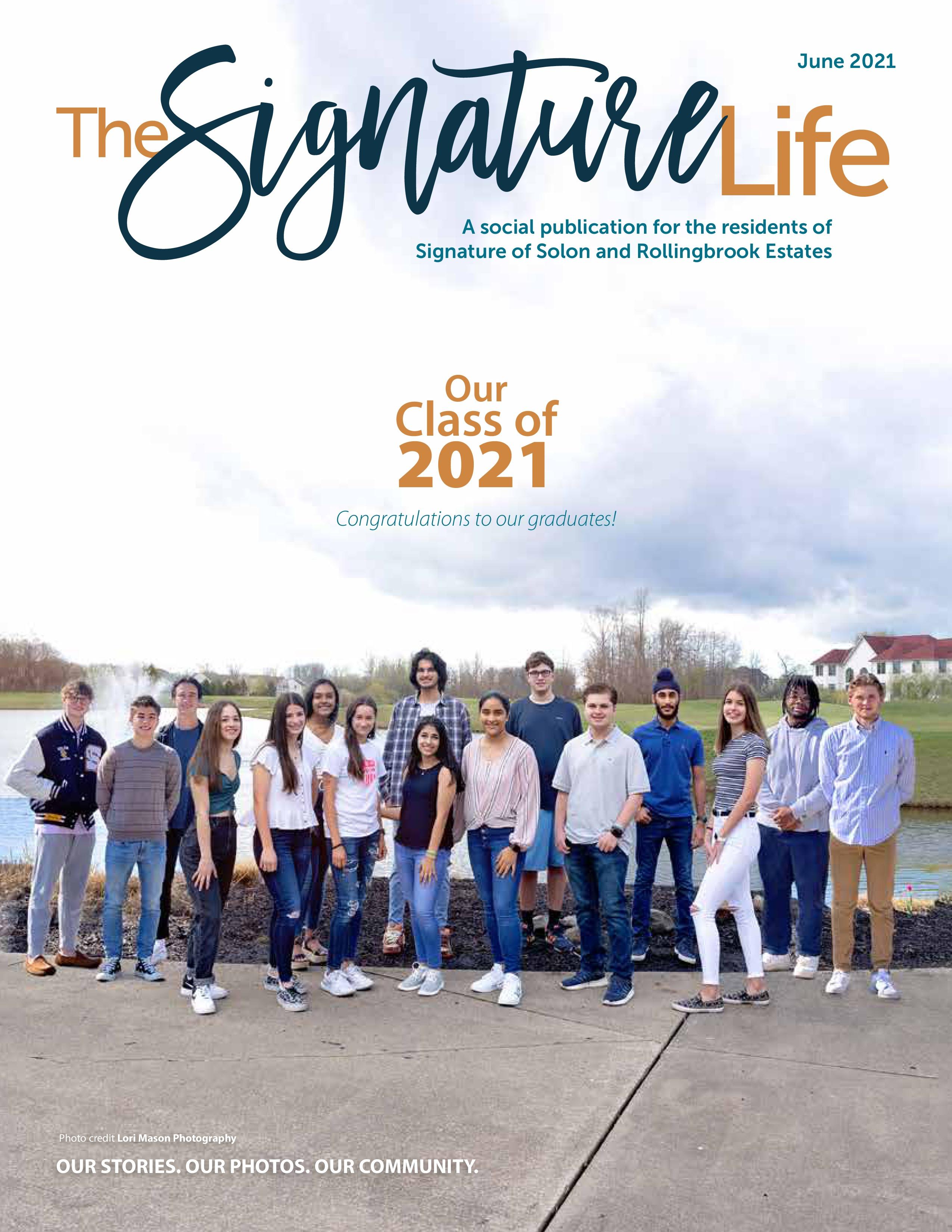 The Signature Life 2021-06-01