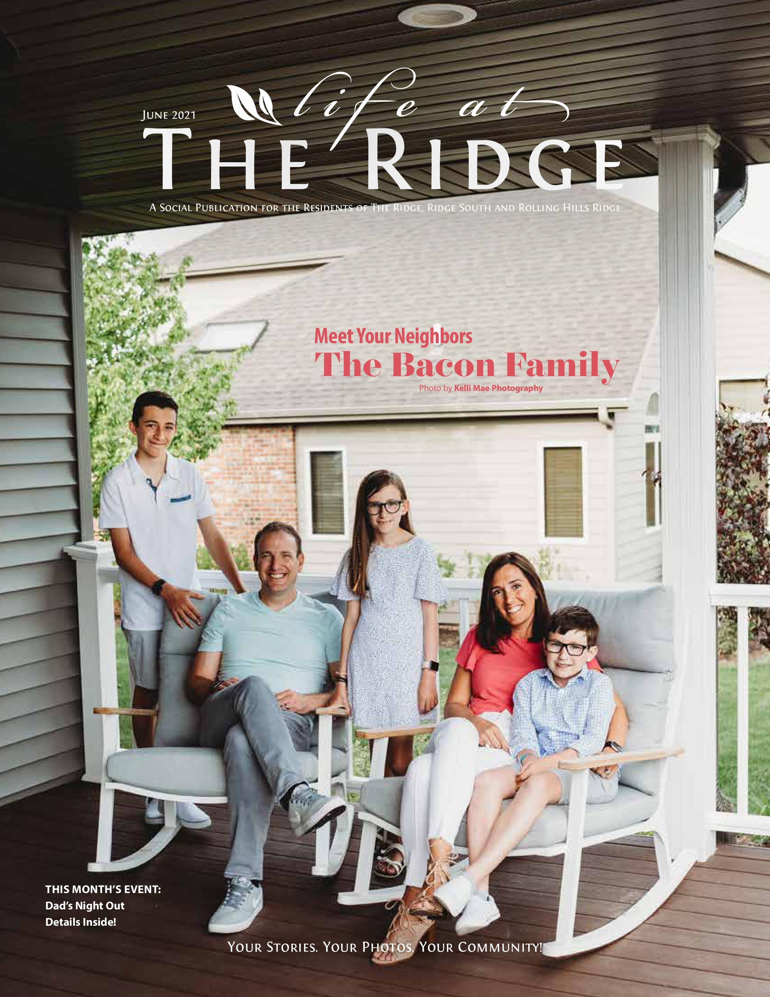 Life At The Ridge 2021-06-01