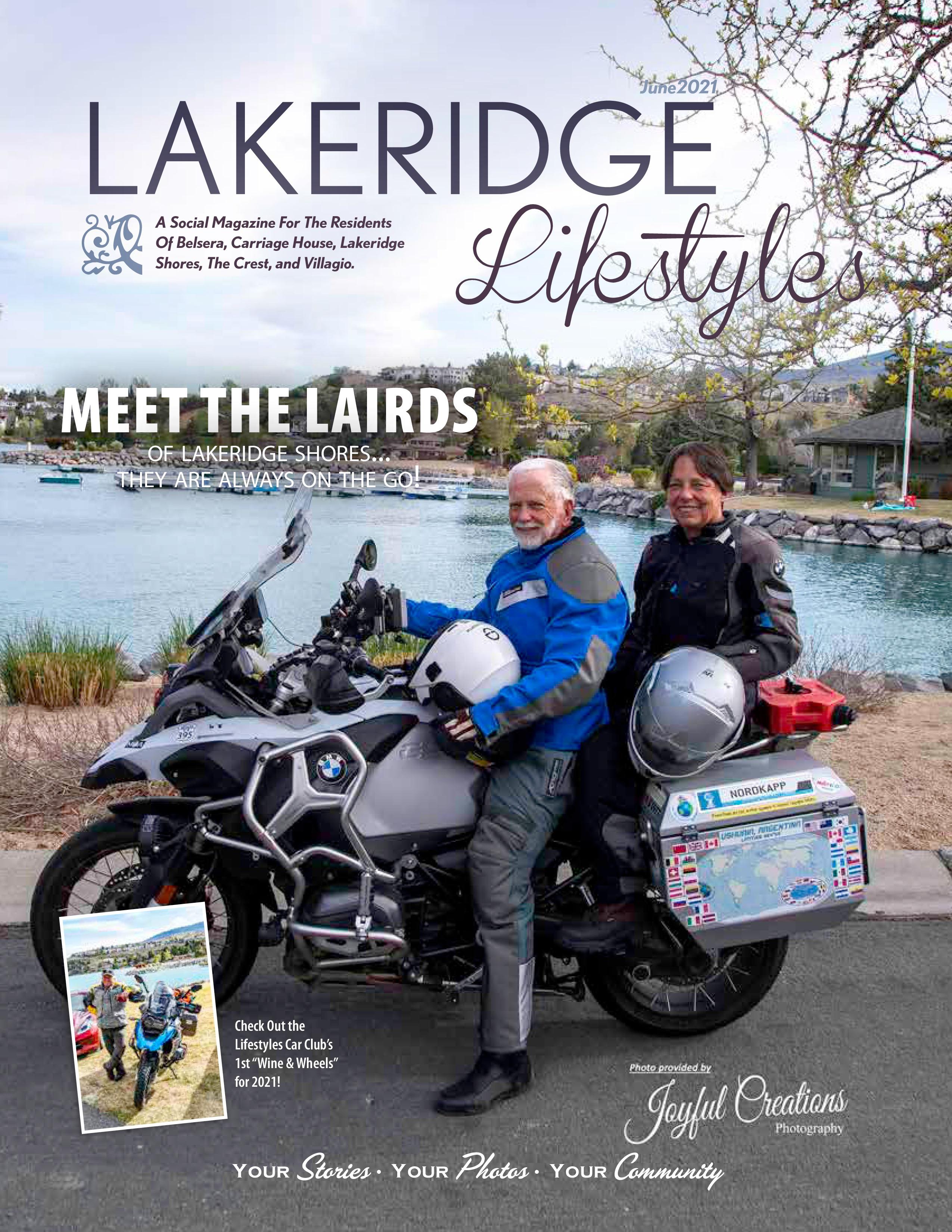 Lakeridge Lifestyles 2021-06-01