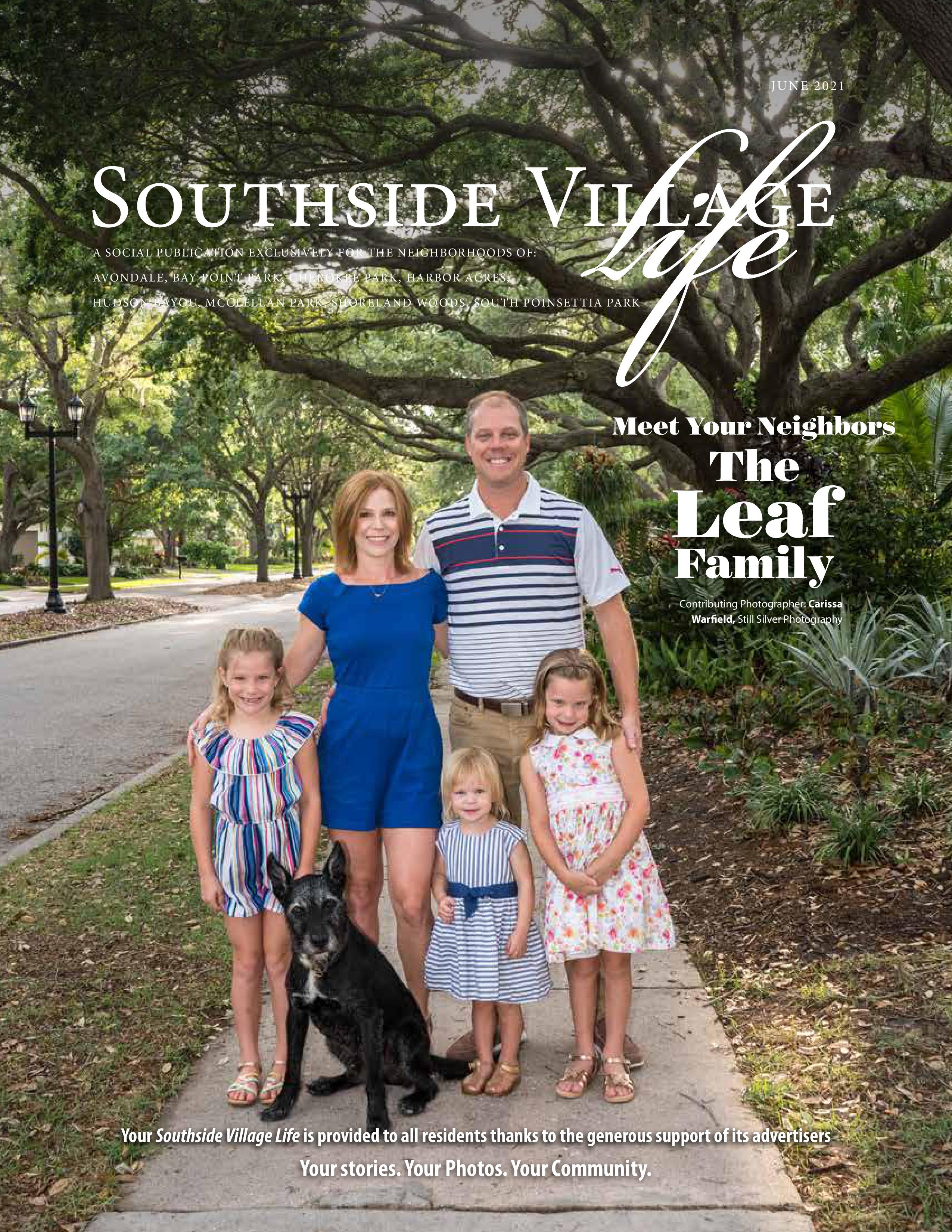 Southside Village Life 2021-06-01