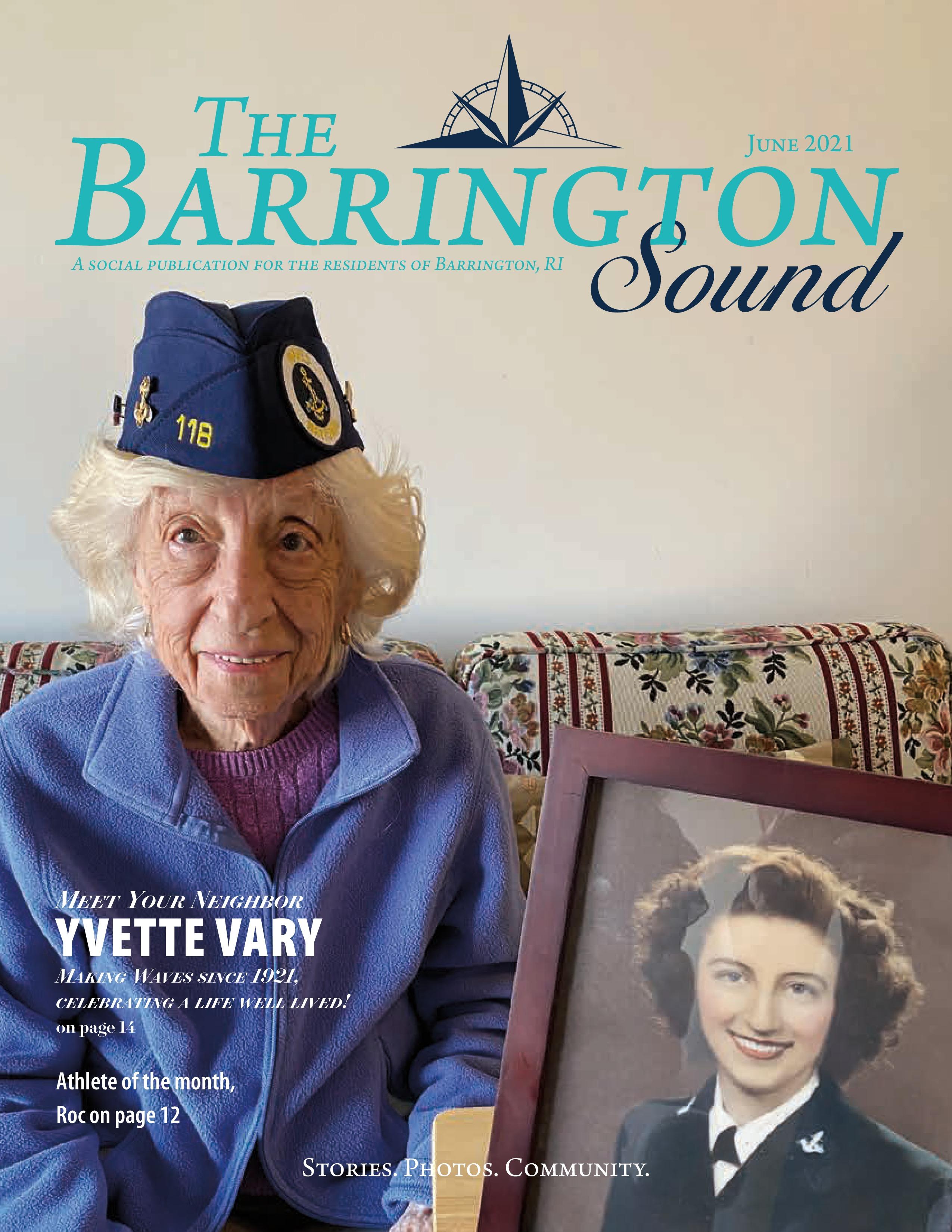 The Barrington Sound 2021-06-01