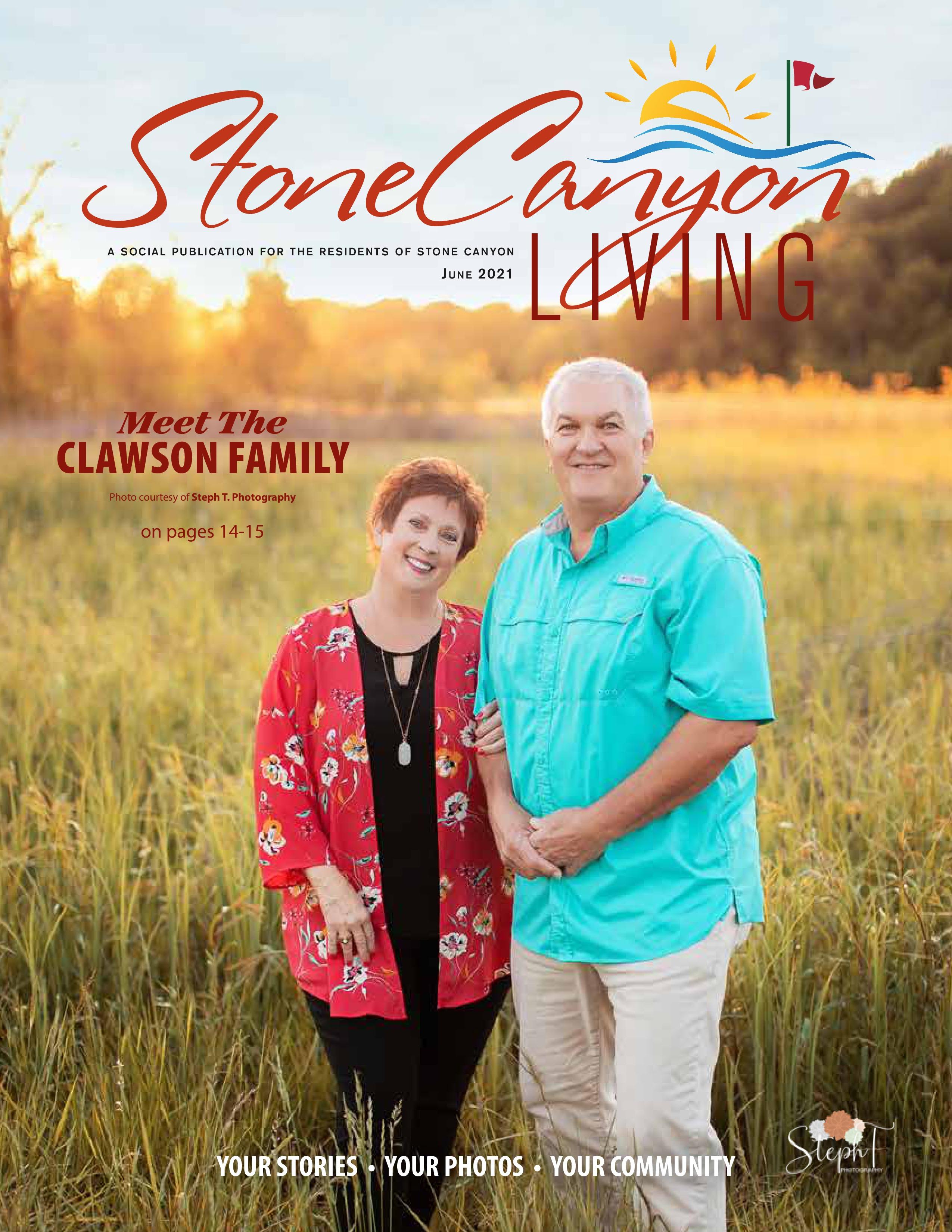 Stone Canyon Living 2021-06-01