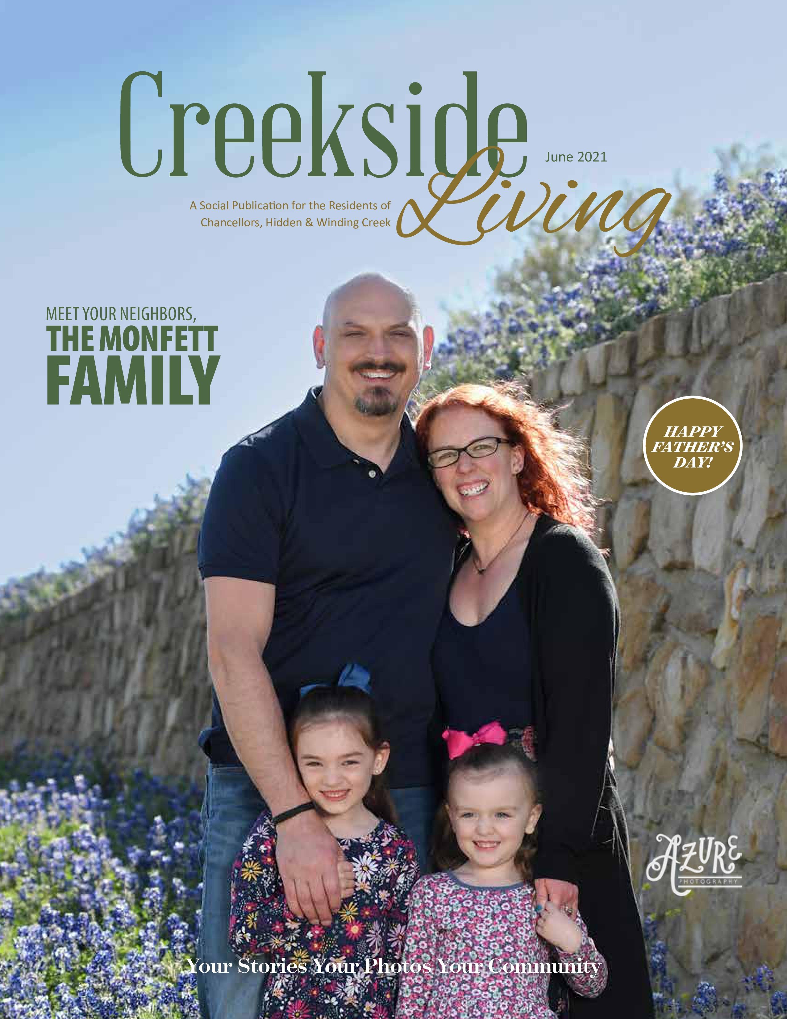 Creekside Living 2021-06-01