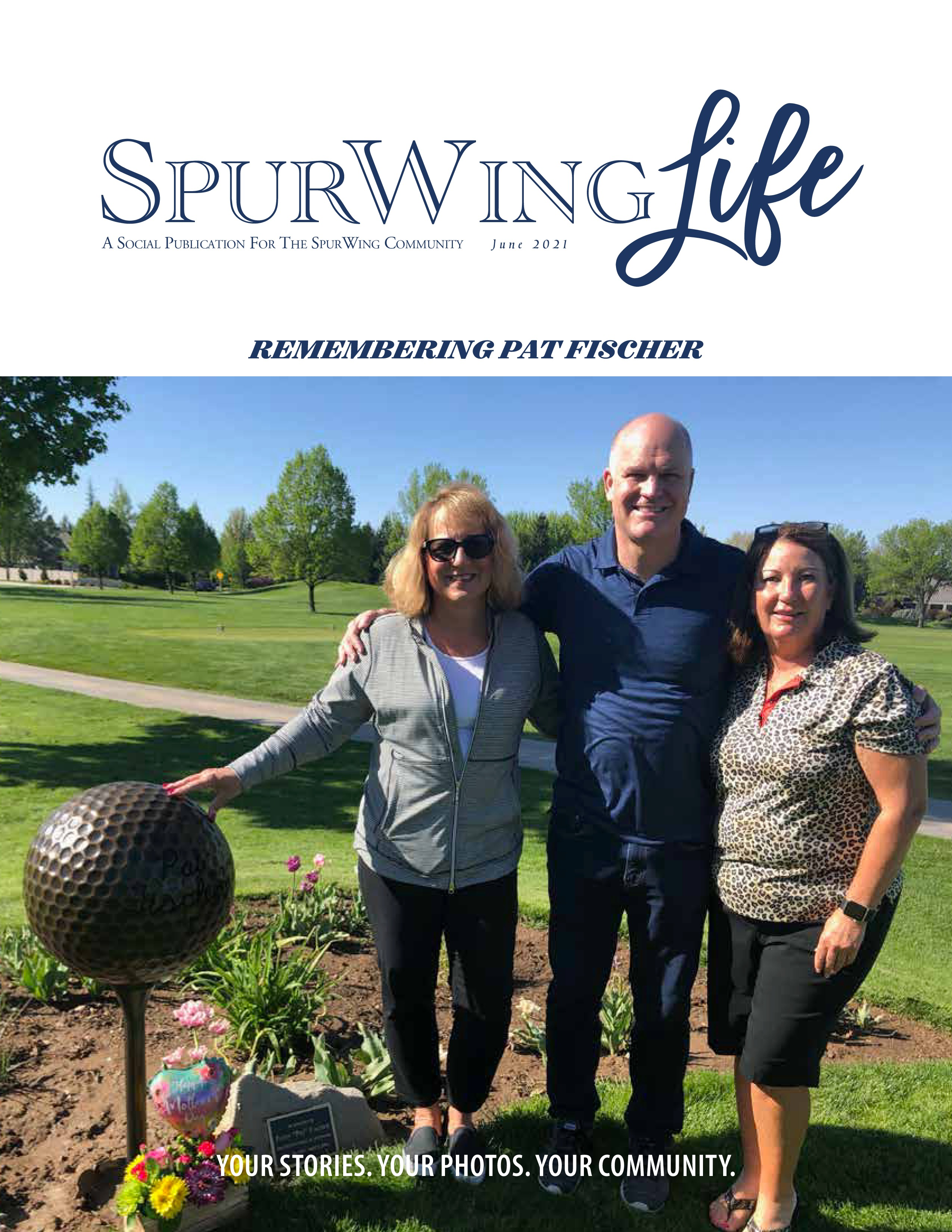 SpurWing Life 2021-06-01
