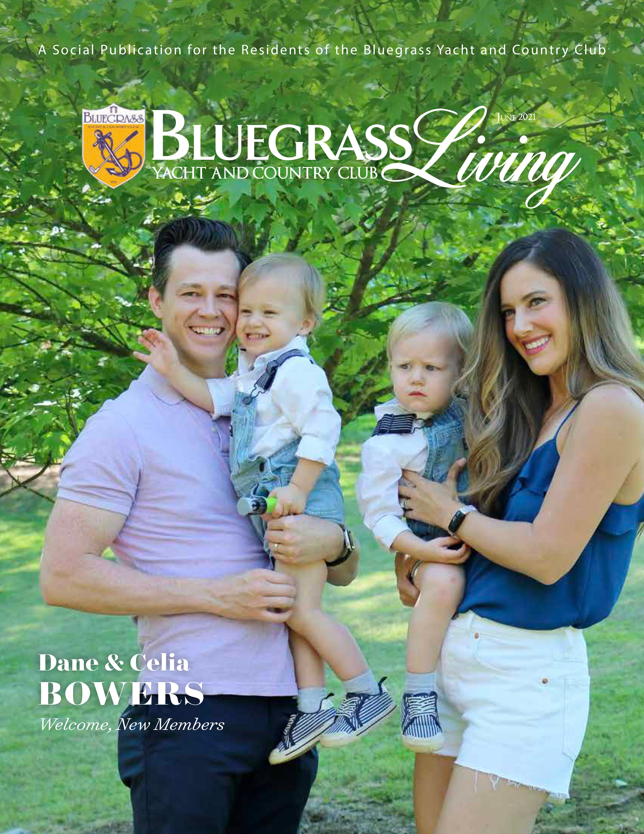 Bluegrass Yacht and Country Club Living 2021-06-01