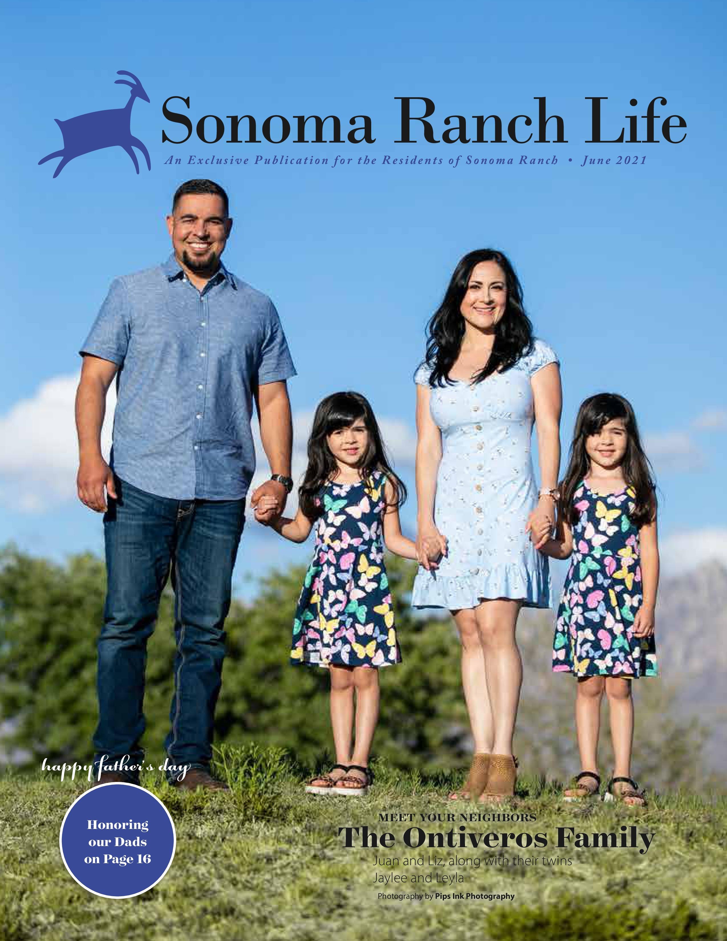 Sonoma Ranch Life 2021-06-01