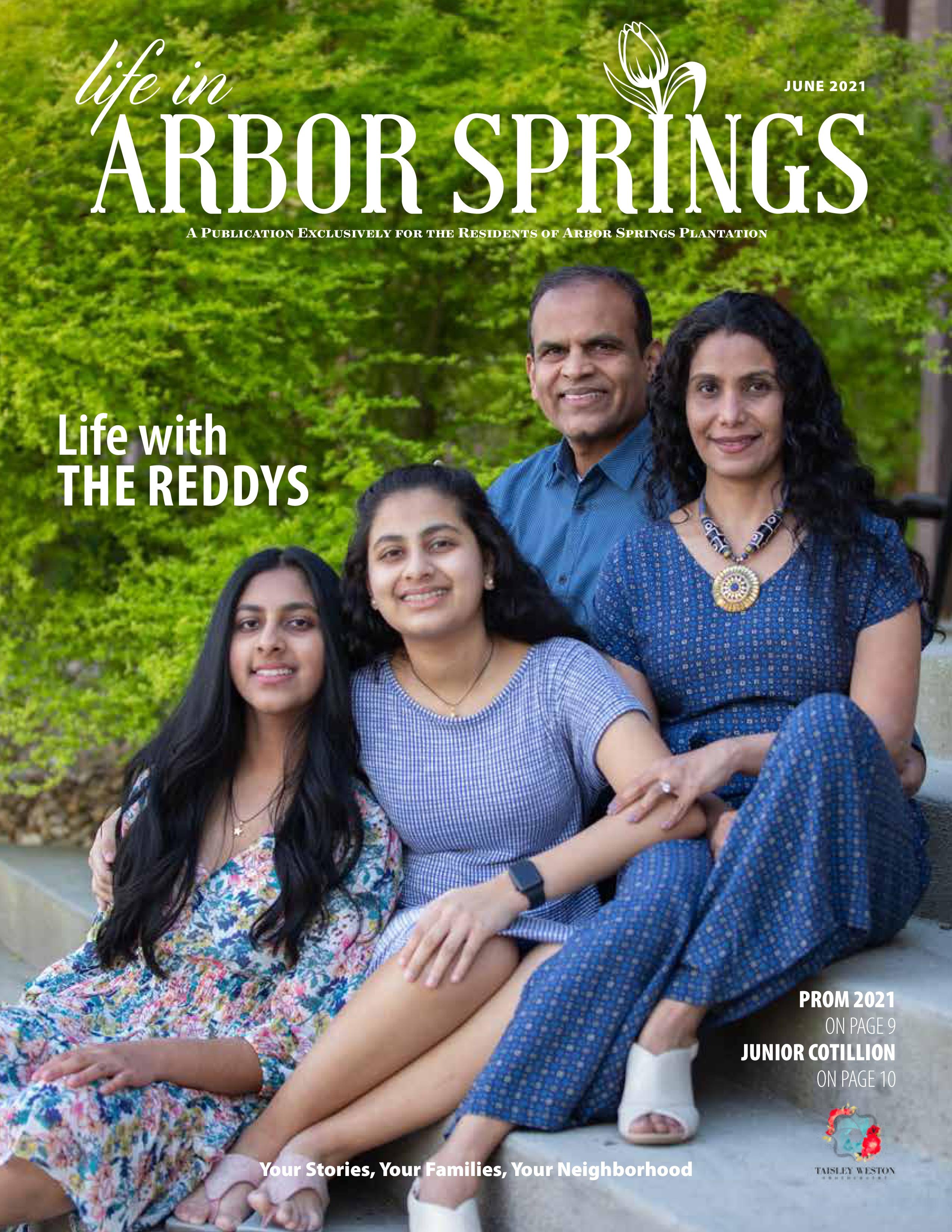 Life in Arbor Springs 2021-06-01