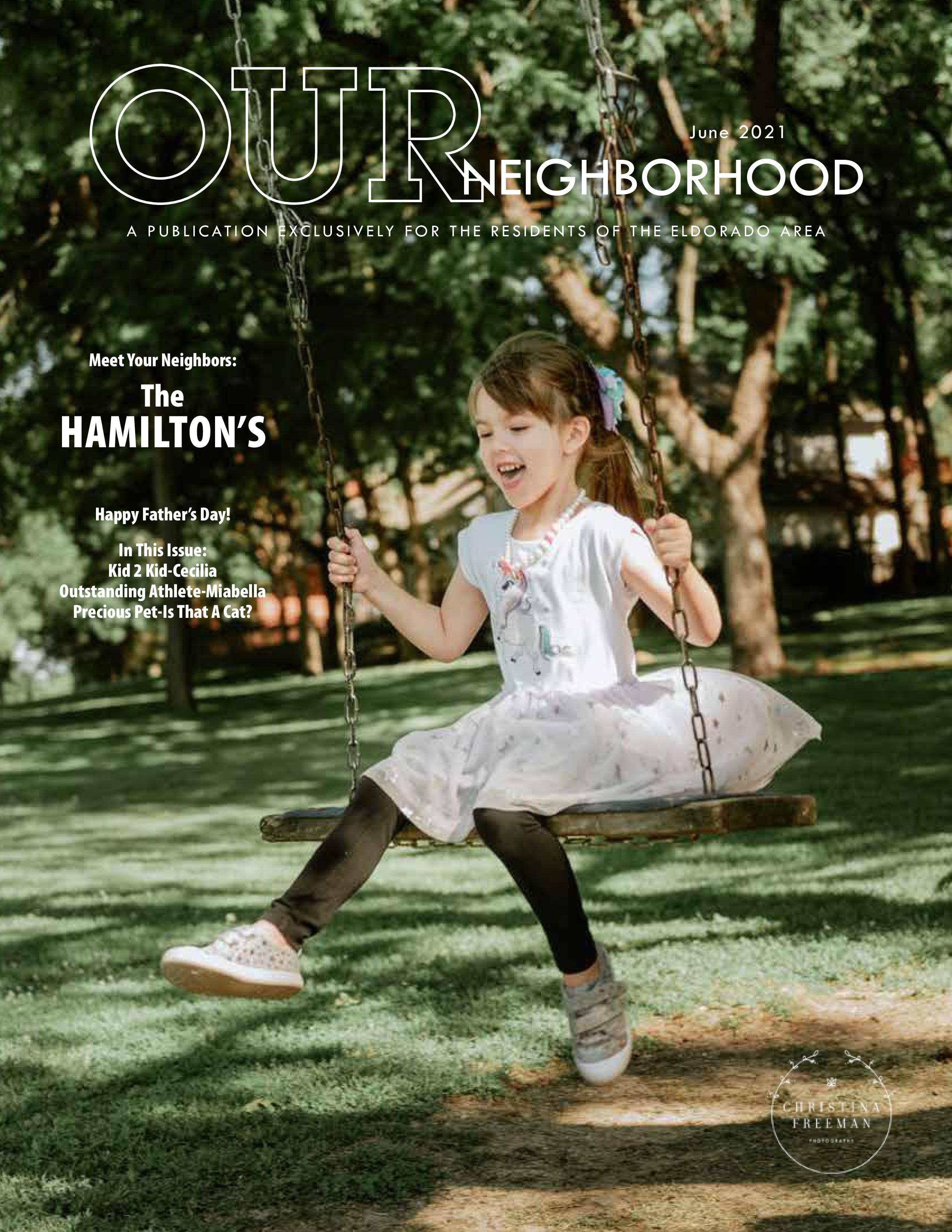 Our Neighborhood 2021-06-01