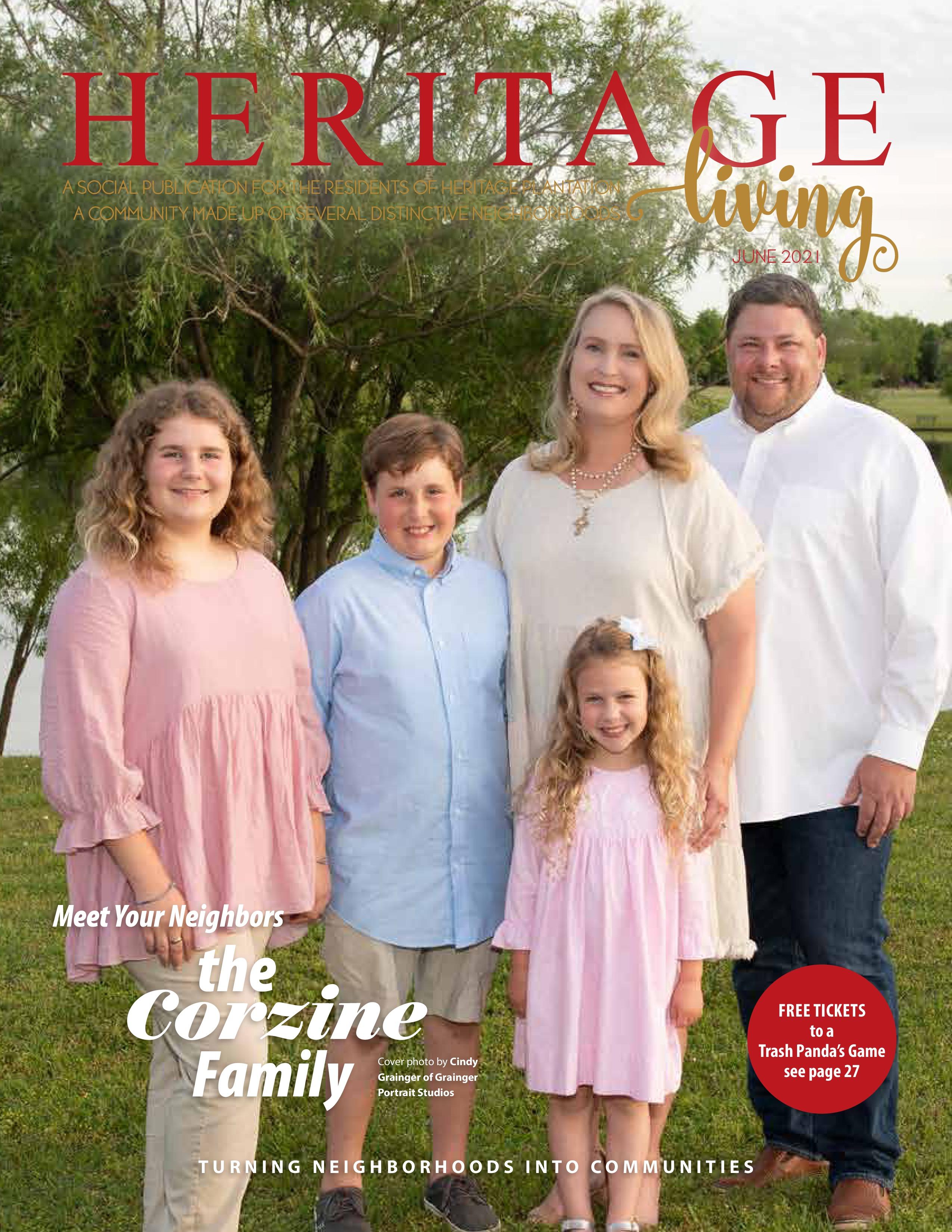 Heritage Living 2021-06-01