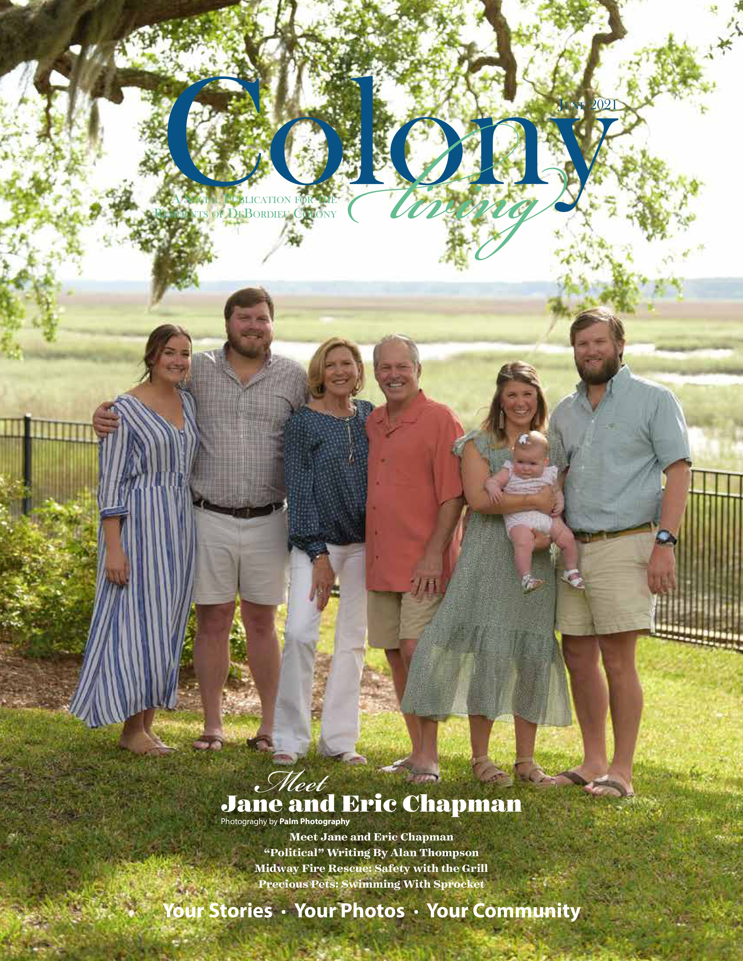 Colony Living 2021-06-01