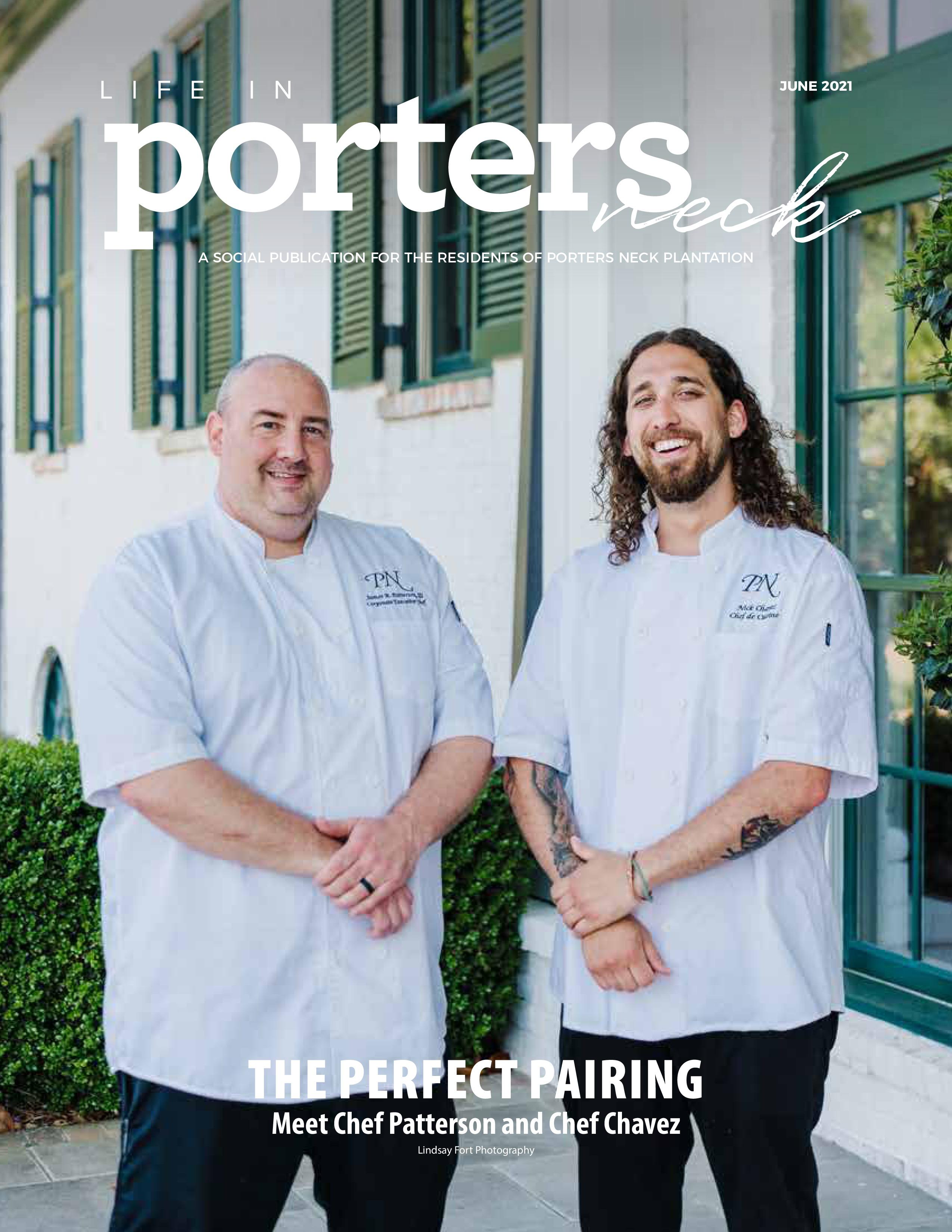 Life in Porters Neck 2021-06-01