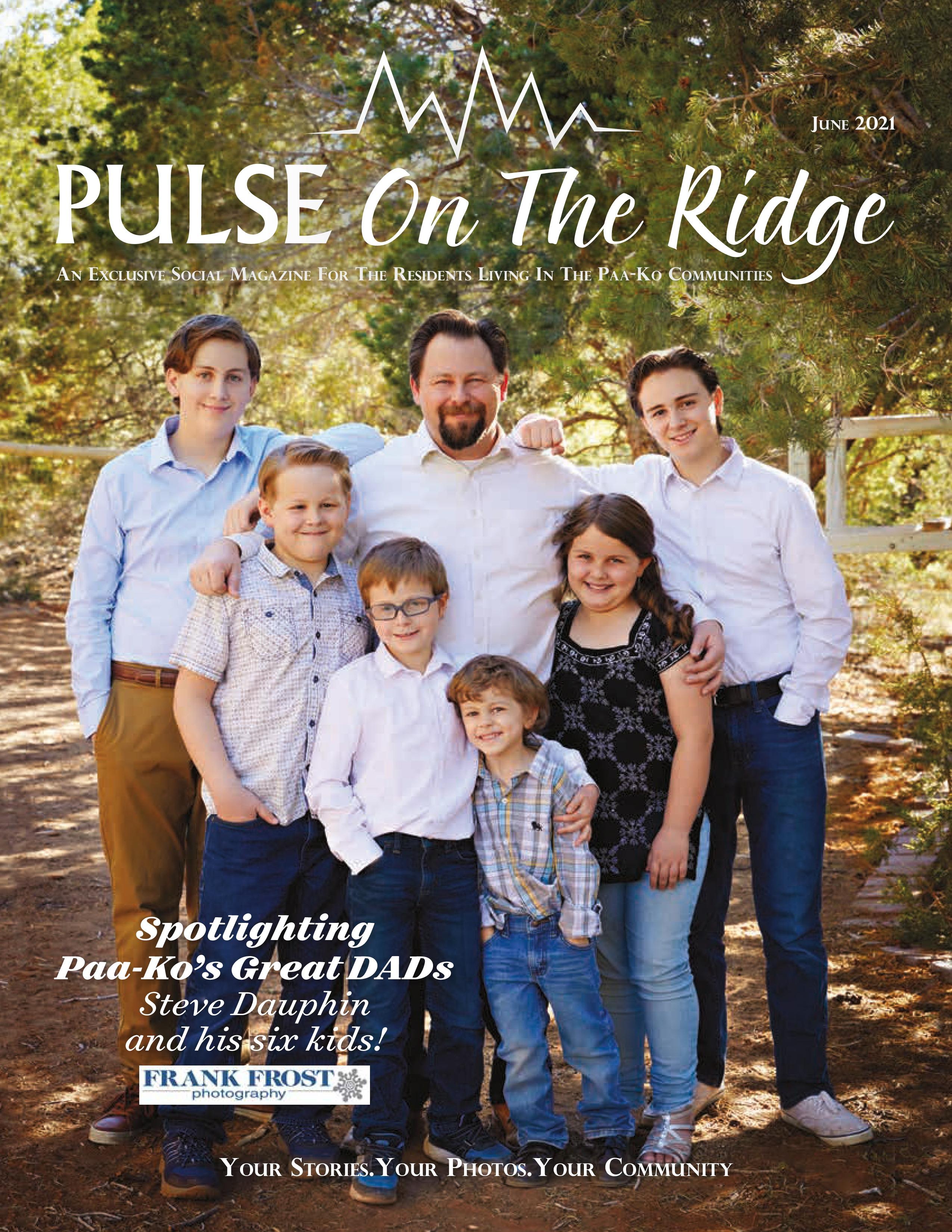 Pulse on the Ridge 2021-06-01