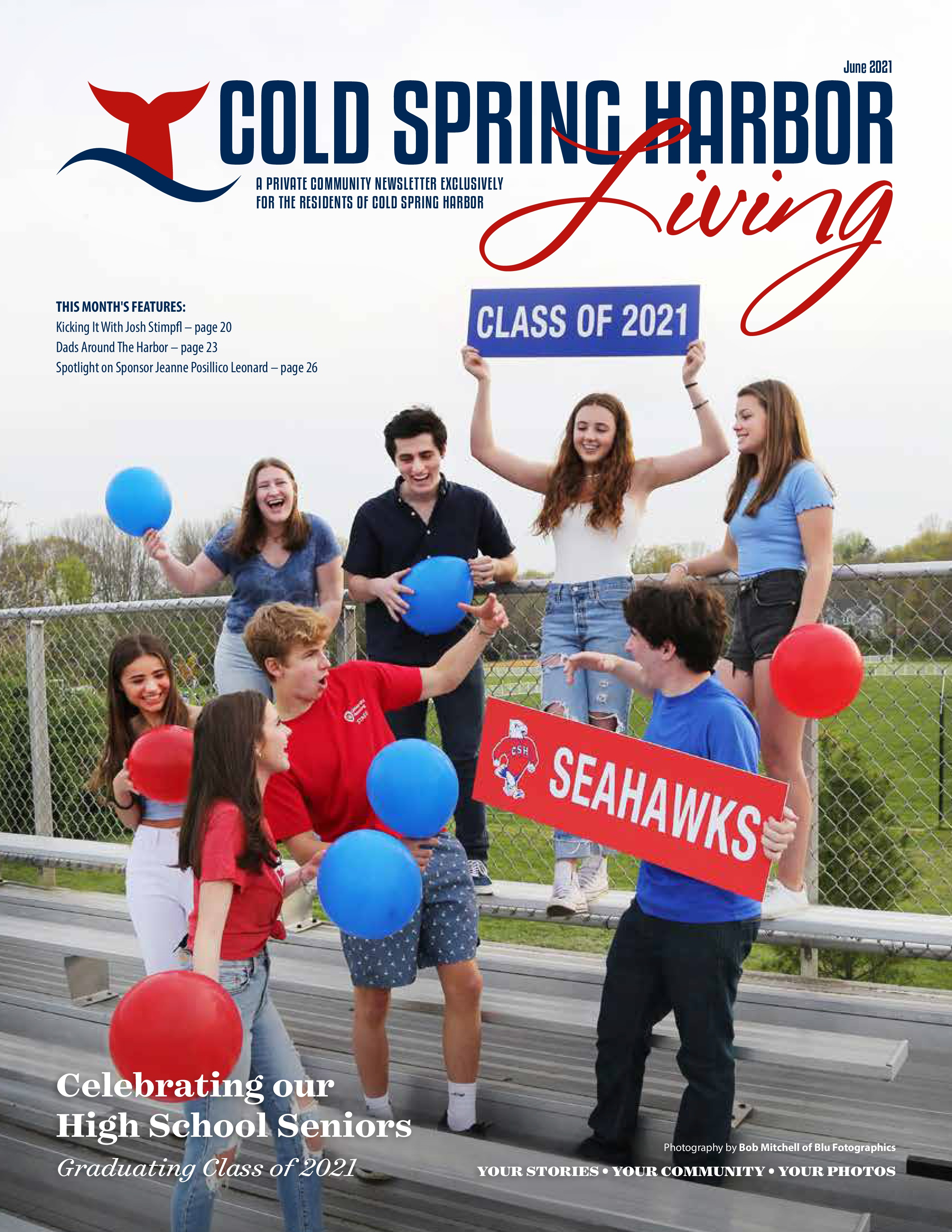 Cold Spring Harbor Living 2021-06-01