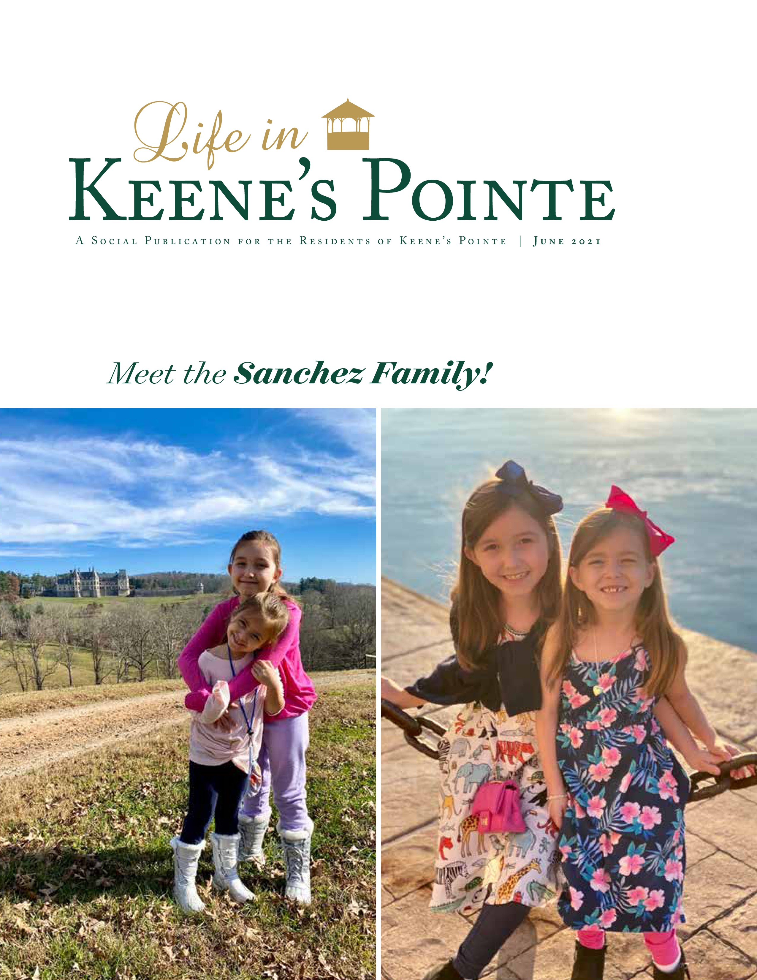 Life in Keene's Pointe 2021-06-01