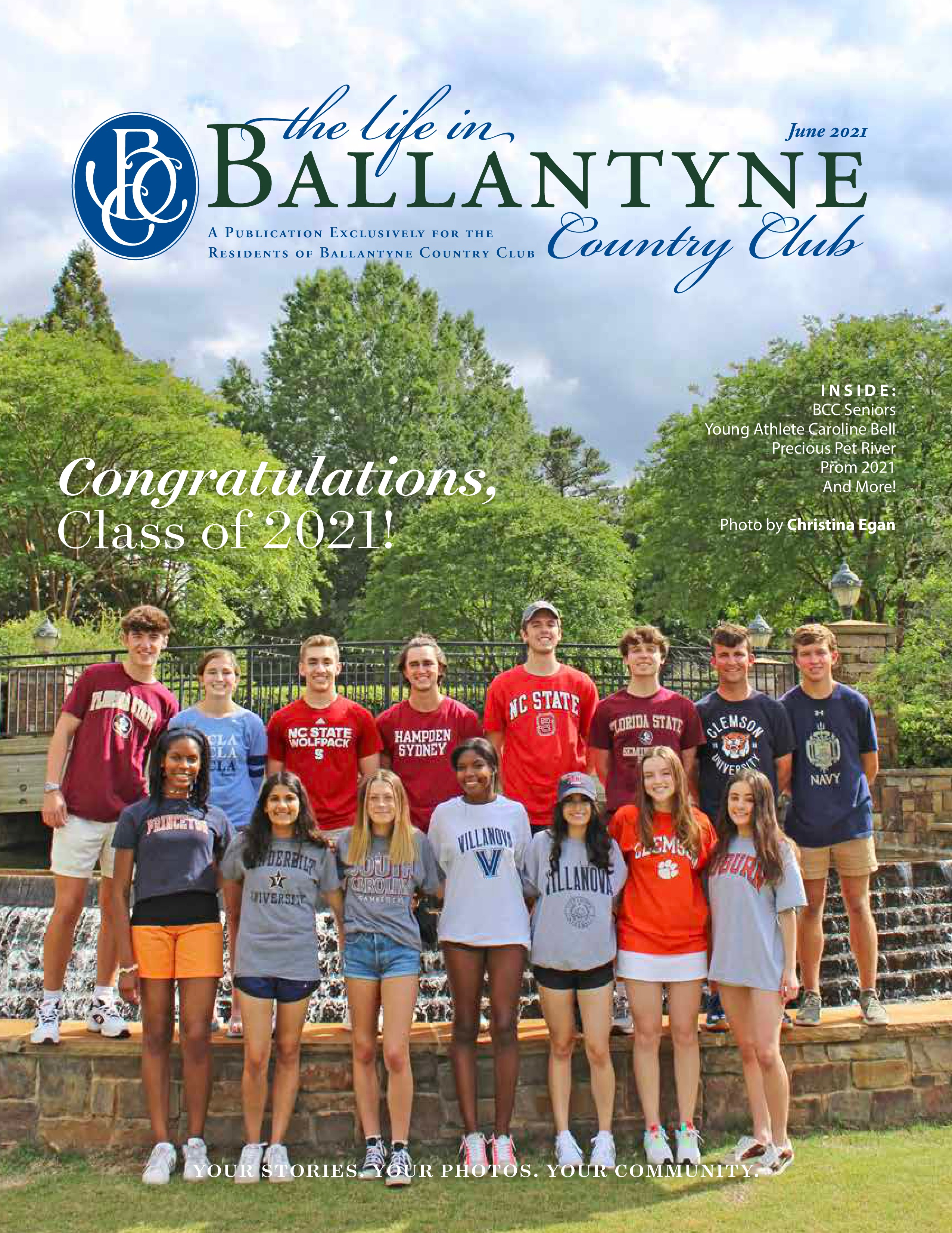 The Life in Ballantyne Country Club 2021-06-01