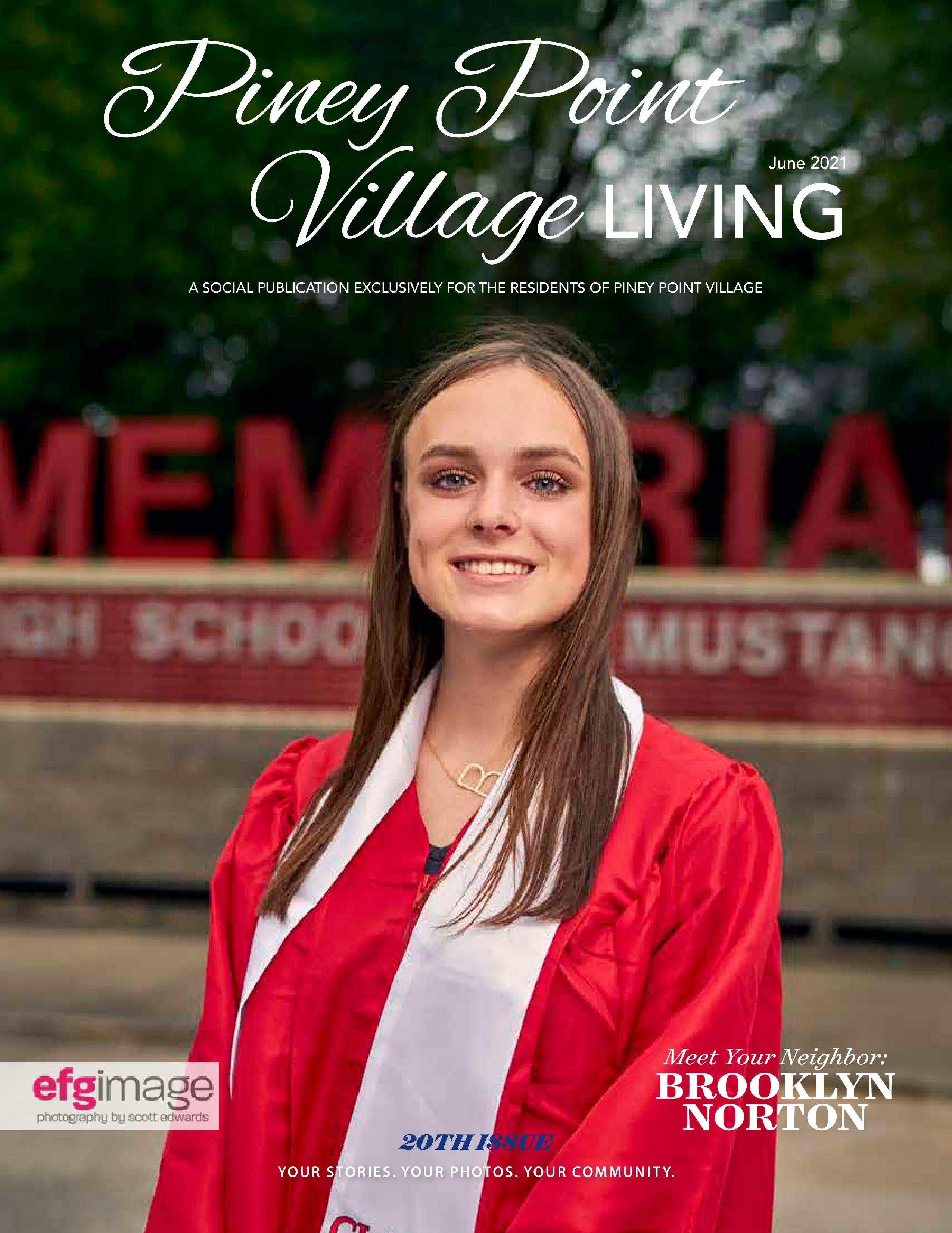 Piney Point Village Living 2021-06-01