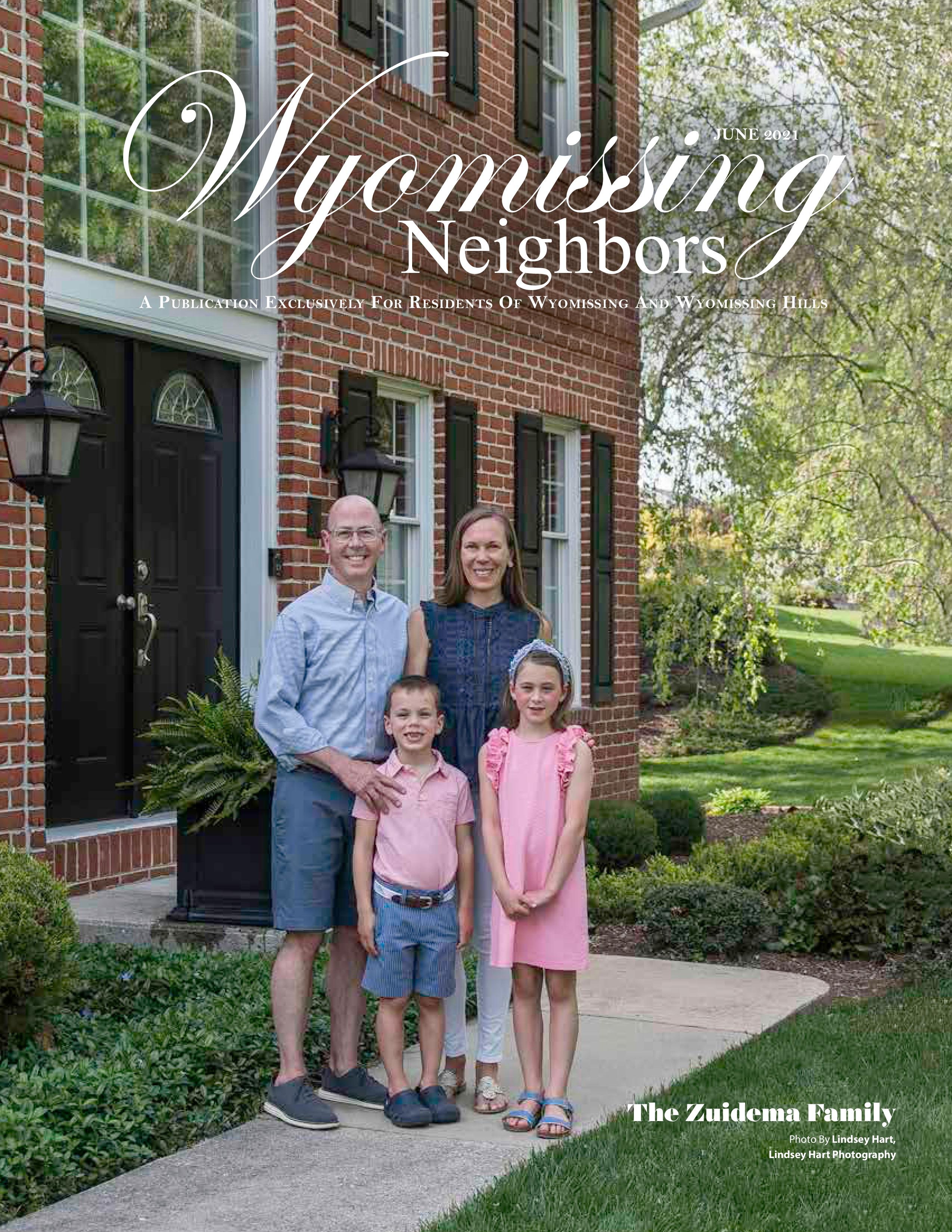 Wyomissing Neighbors 2021-06-01