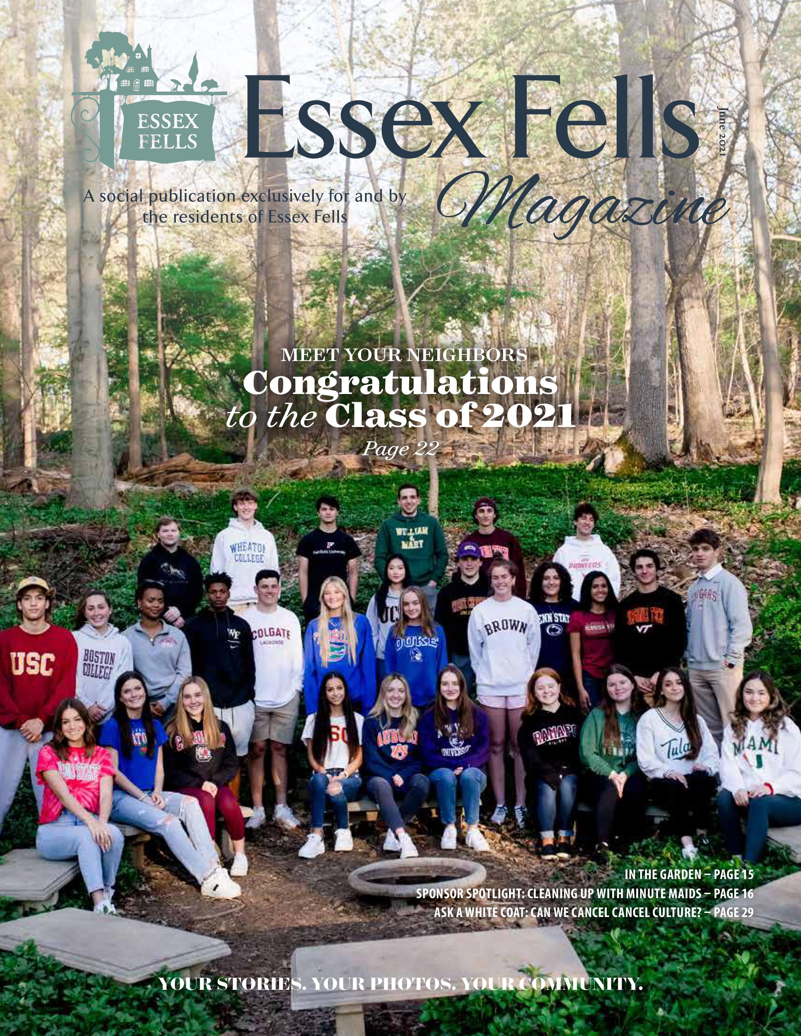 Essex Fells Magazine 2021-06-01