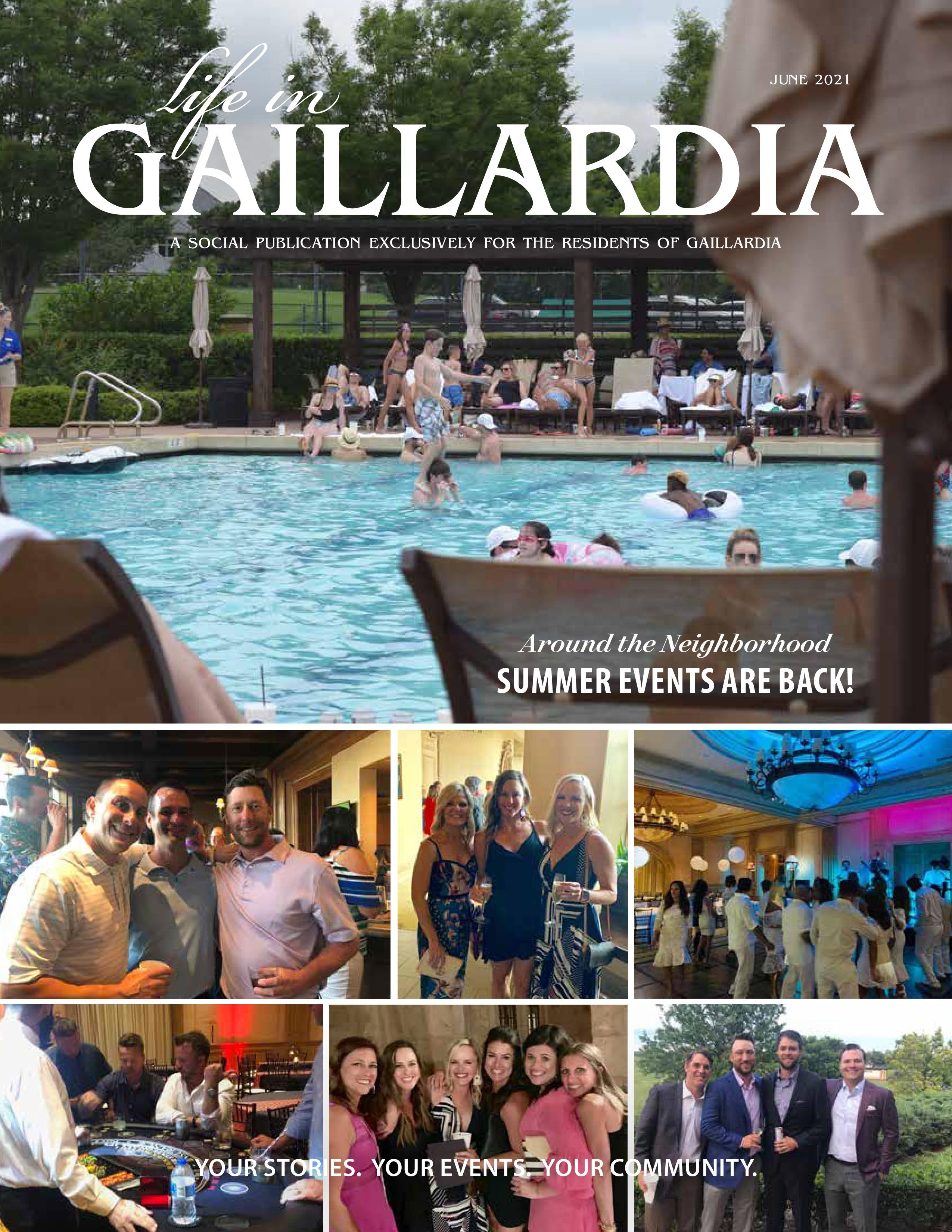 Life in Gaillardia 2021-06-01