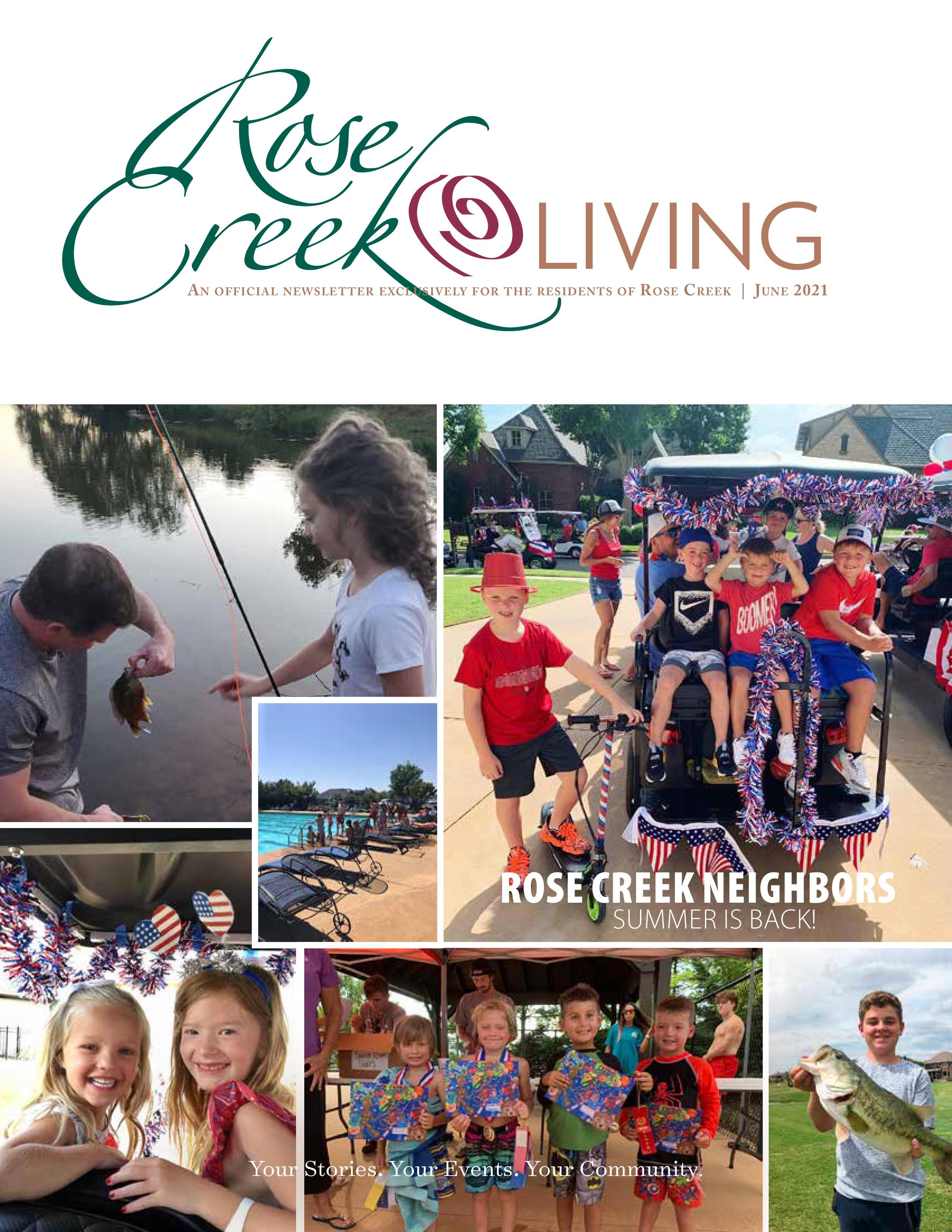 Rose Creek Living 2021-06-01