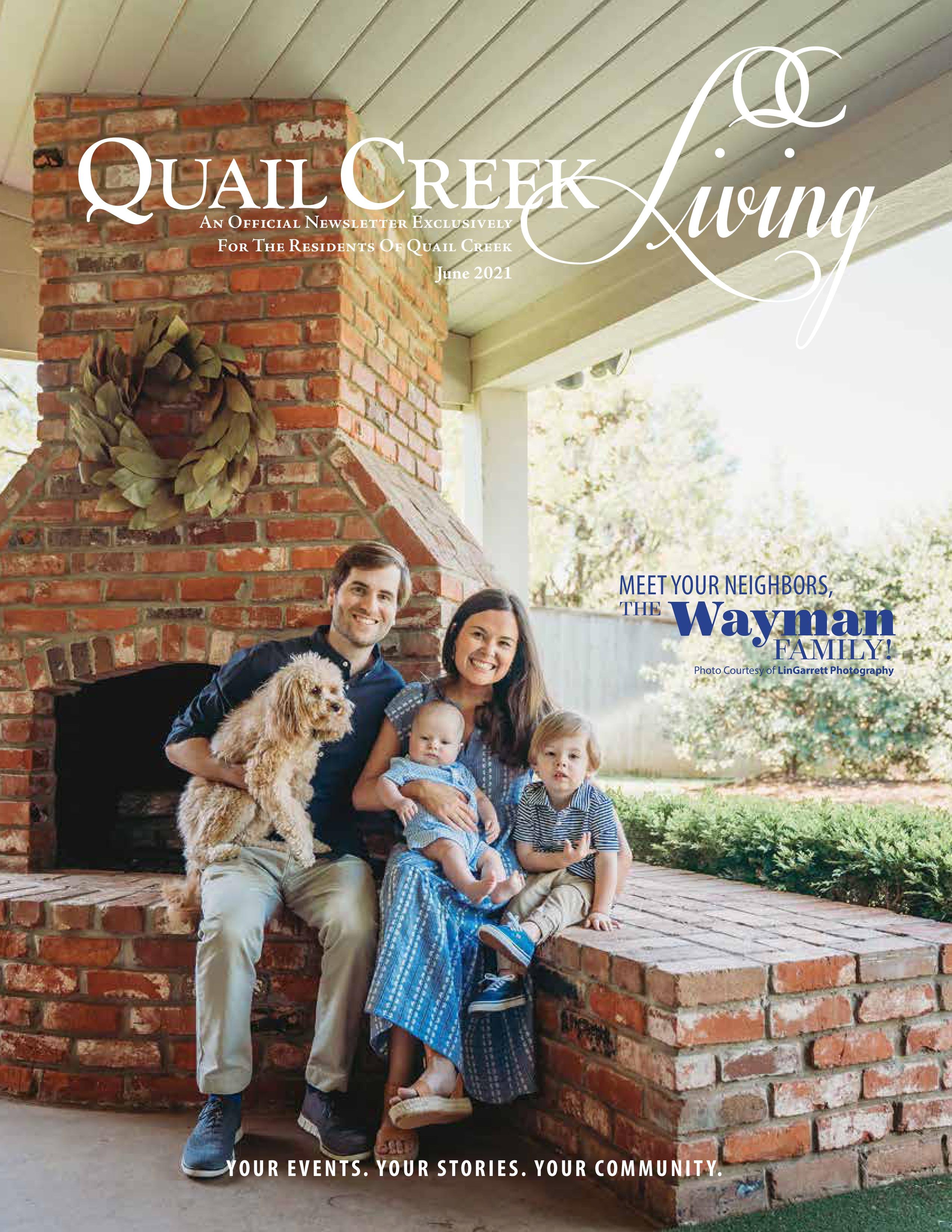 Quail Creek Living 2021-06-01