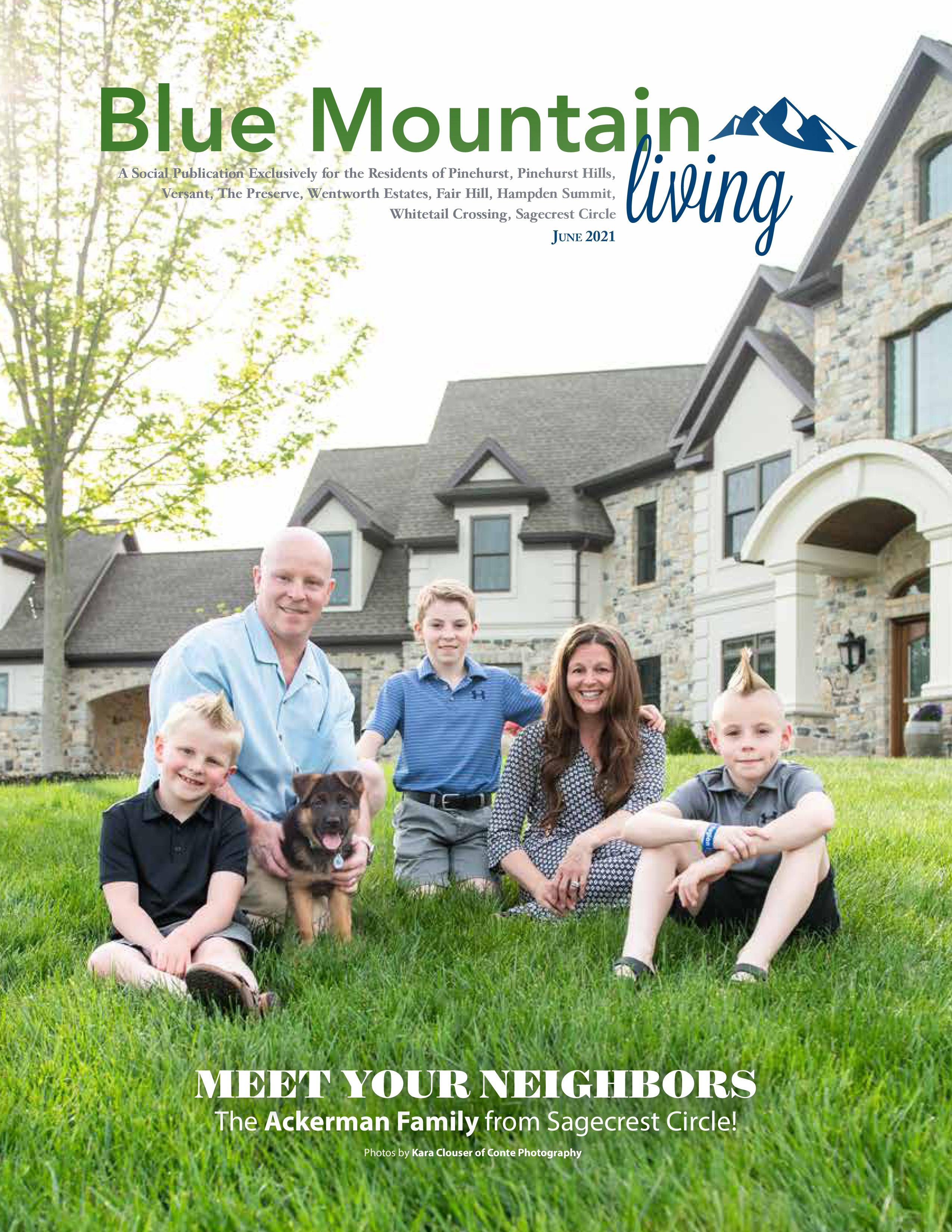 Blue Mountain Living 2021-06-01