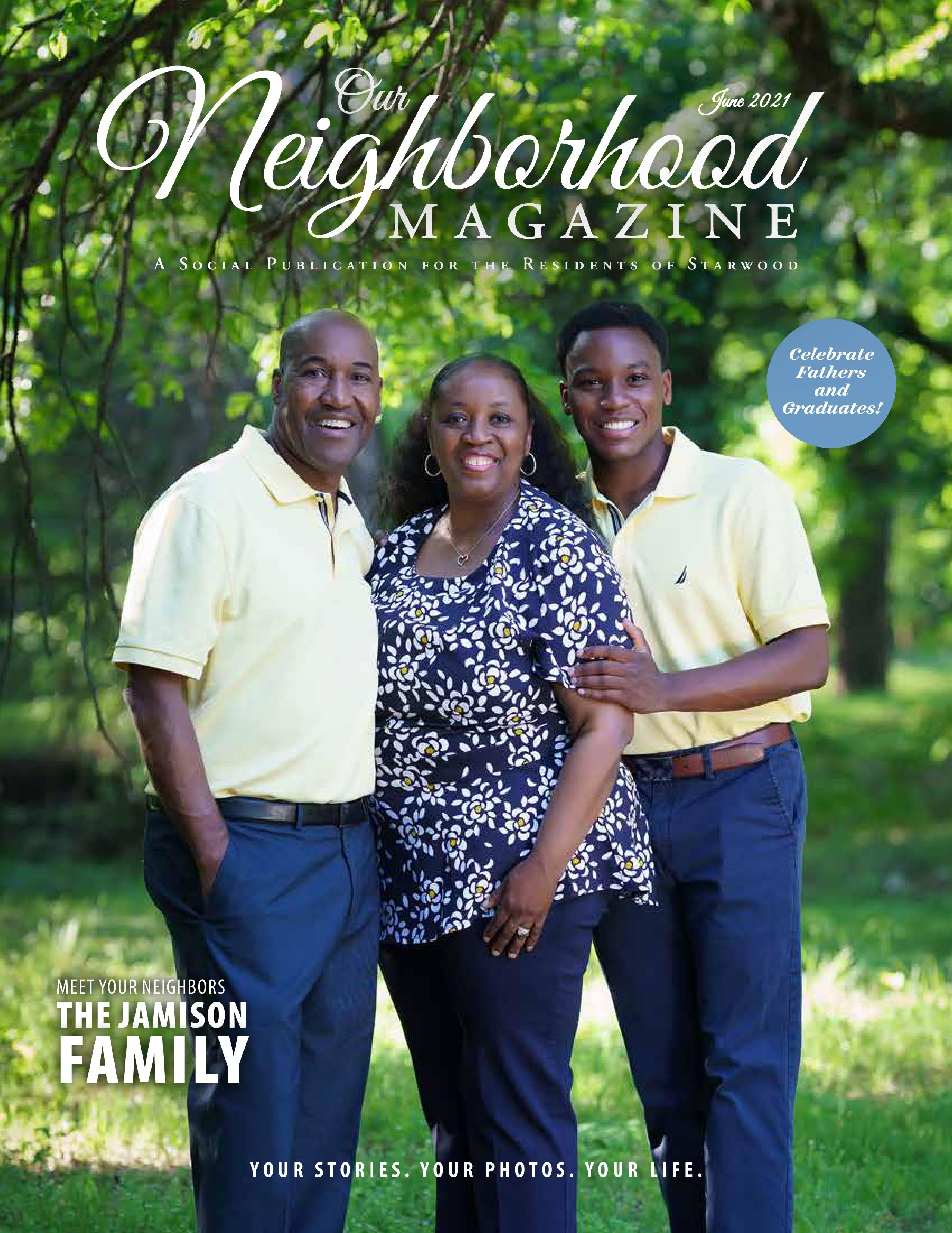 Our Neighborhood Magazine 2021-06-01