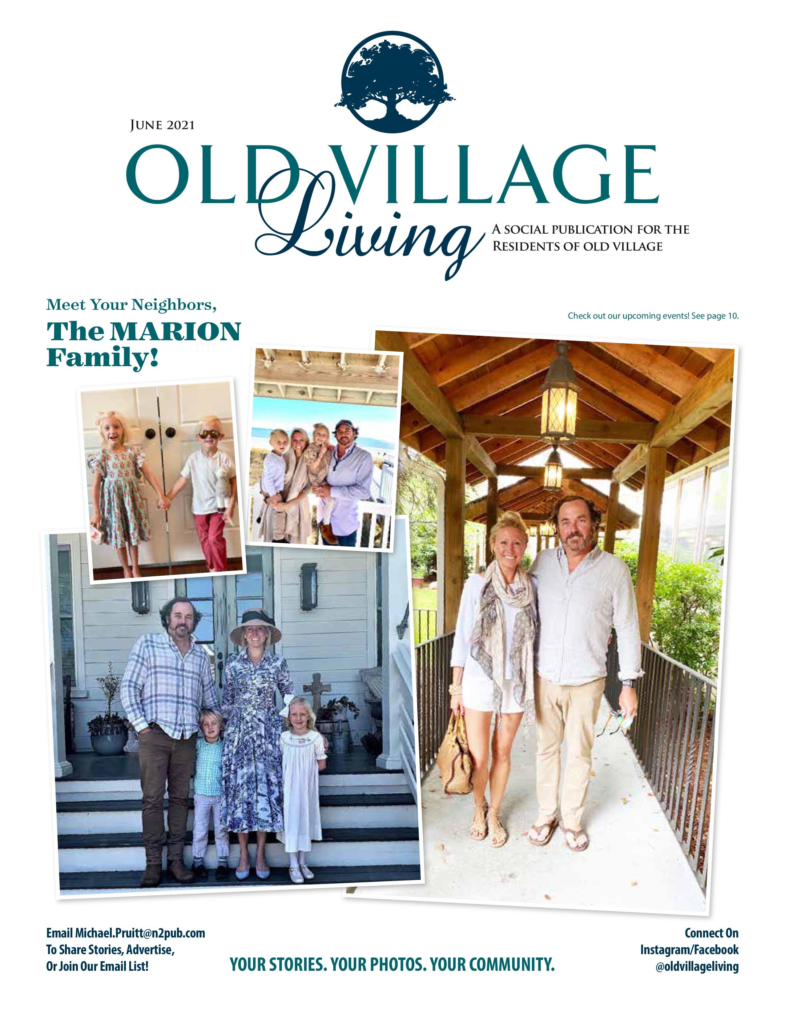 Old Village Living 2021-06-01