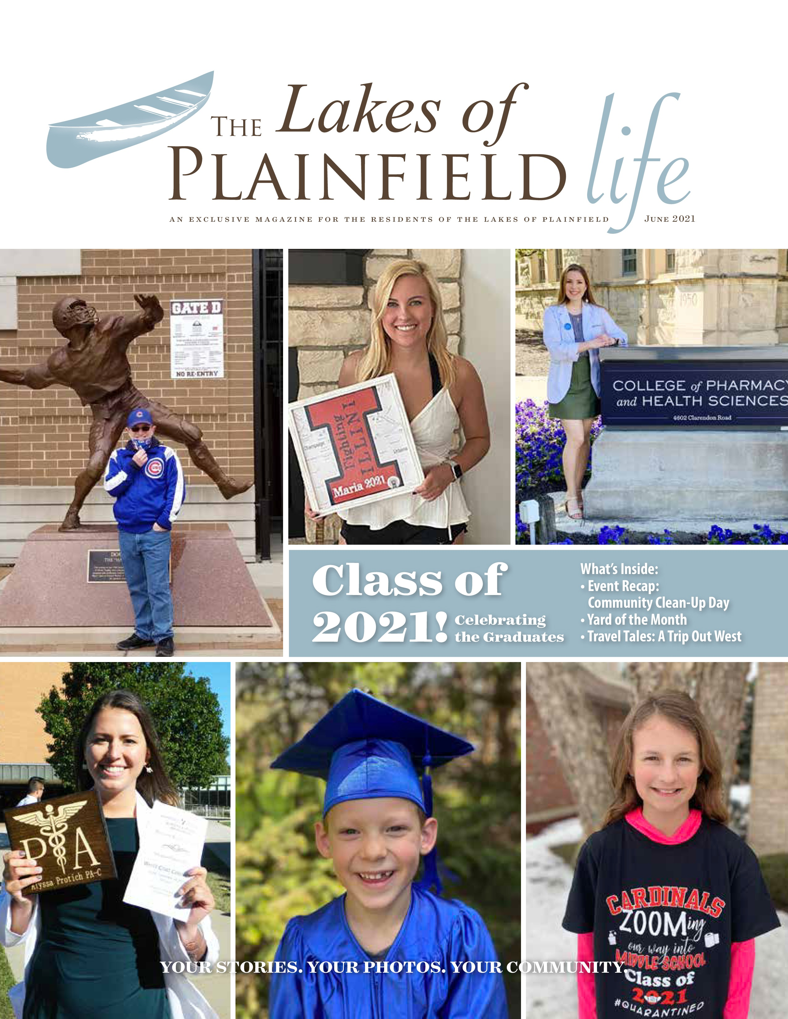 The Lakes of Plainfield Life 2021-06-01