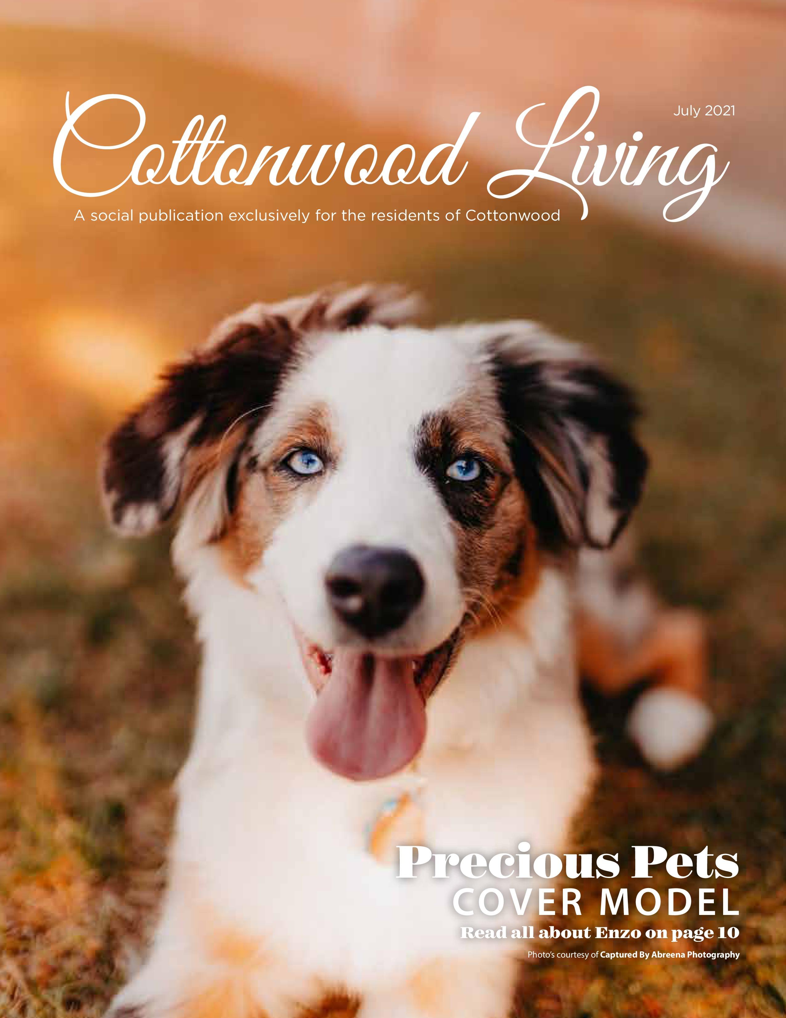 Cottonwood Living 2021-07-01