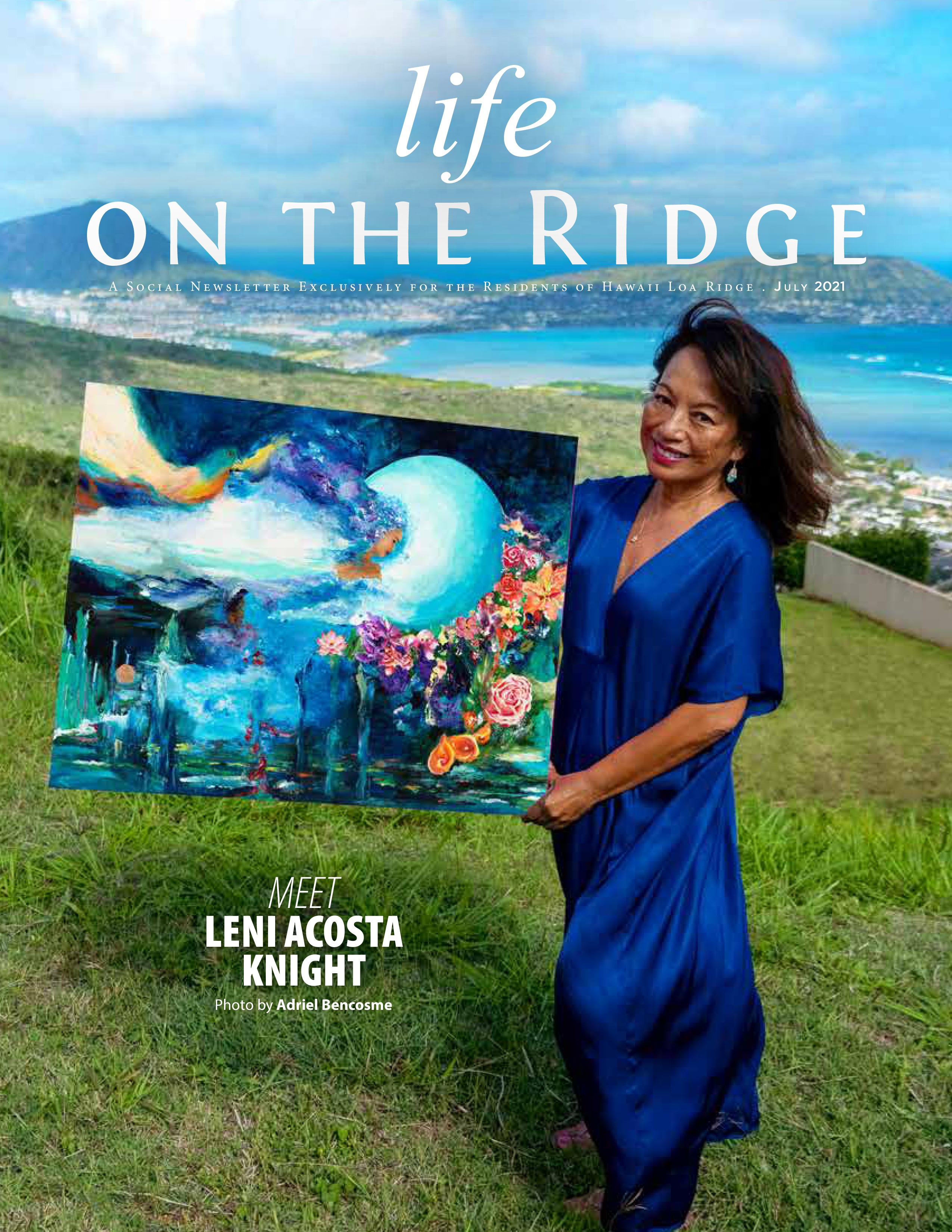 Life on the Ridge 2021-07-01