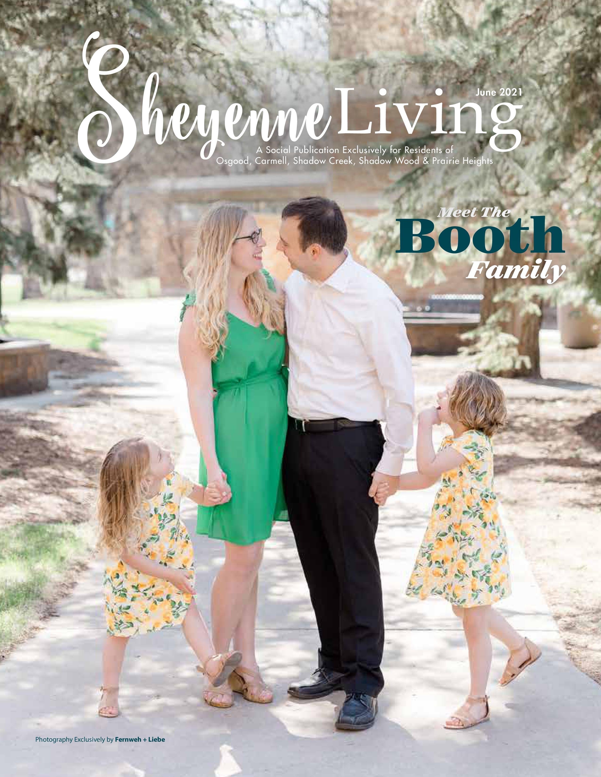 Sheyenne Living 2021-06-01