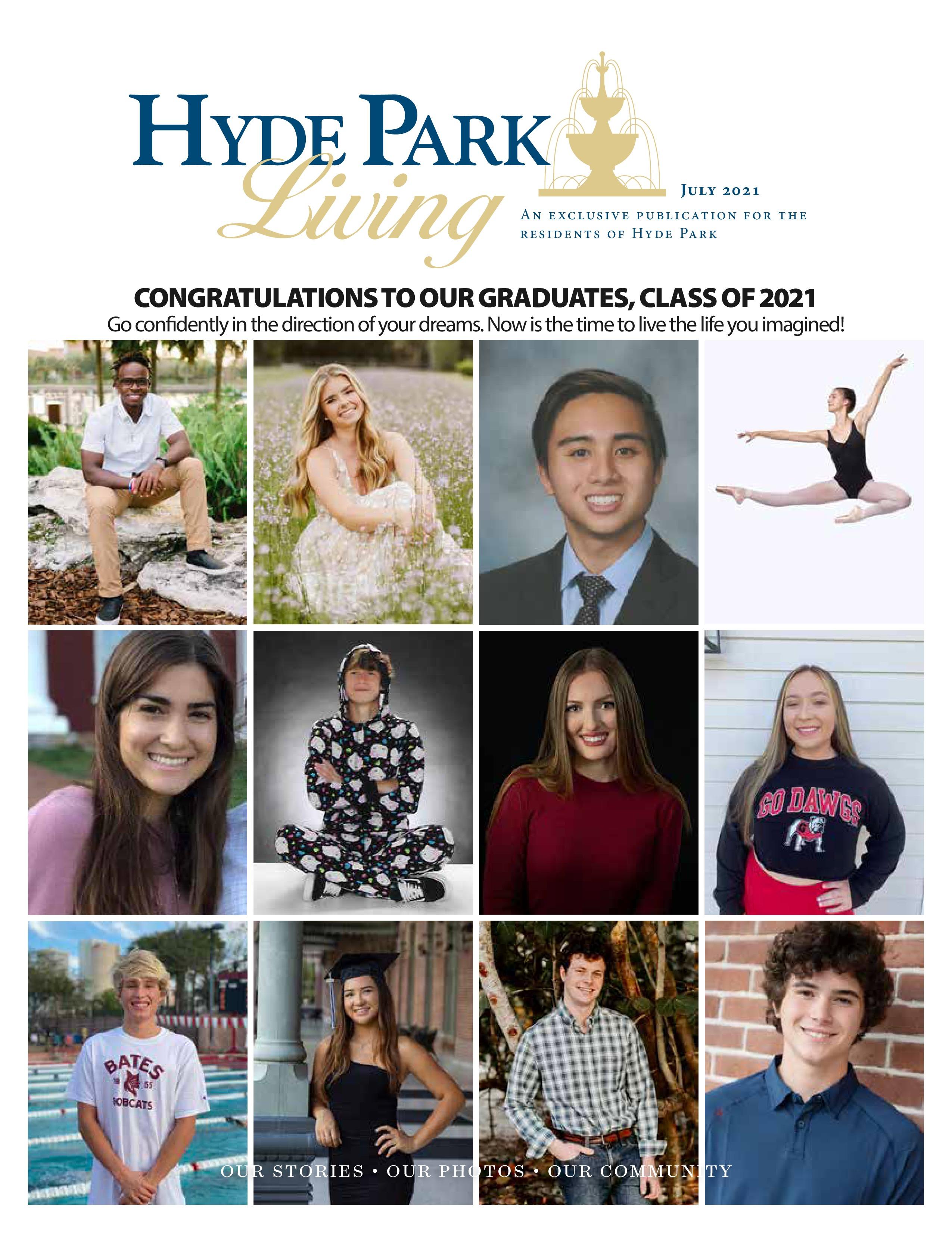 Hyde Park Living 2021-07-01