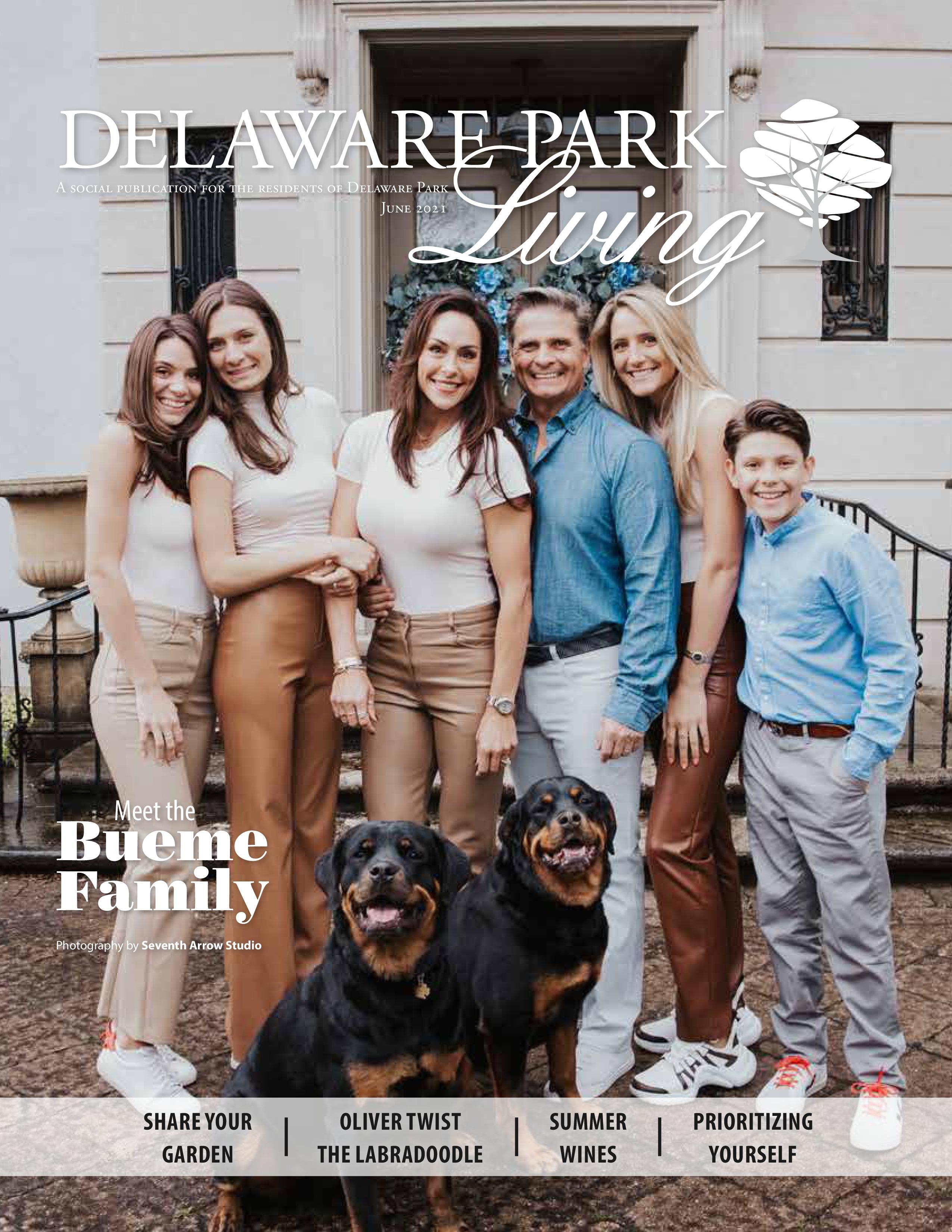 Delaware Park Living 2021-06-01