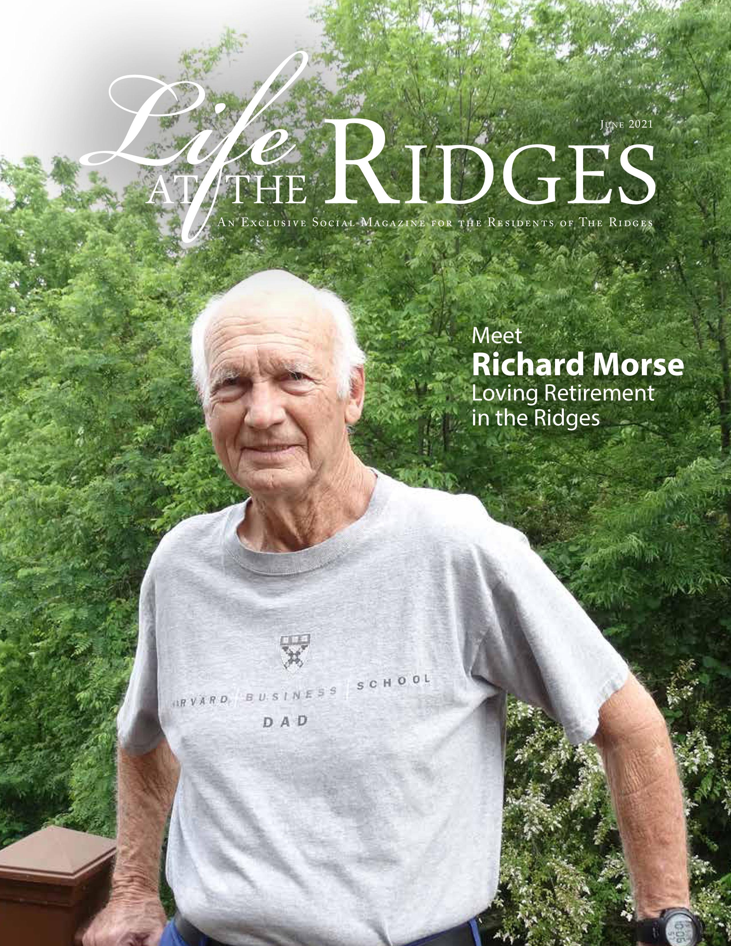 Life at the Ridges 2021-06-01