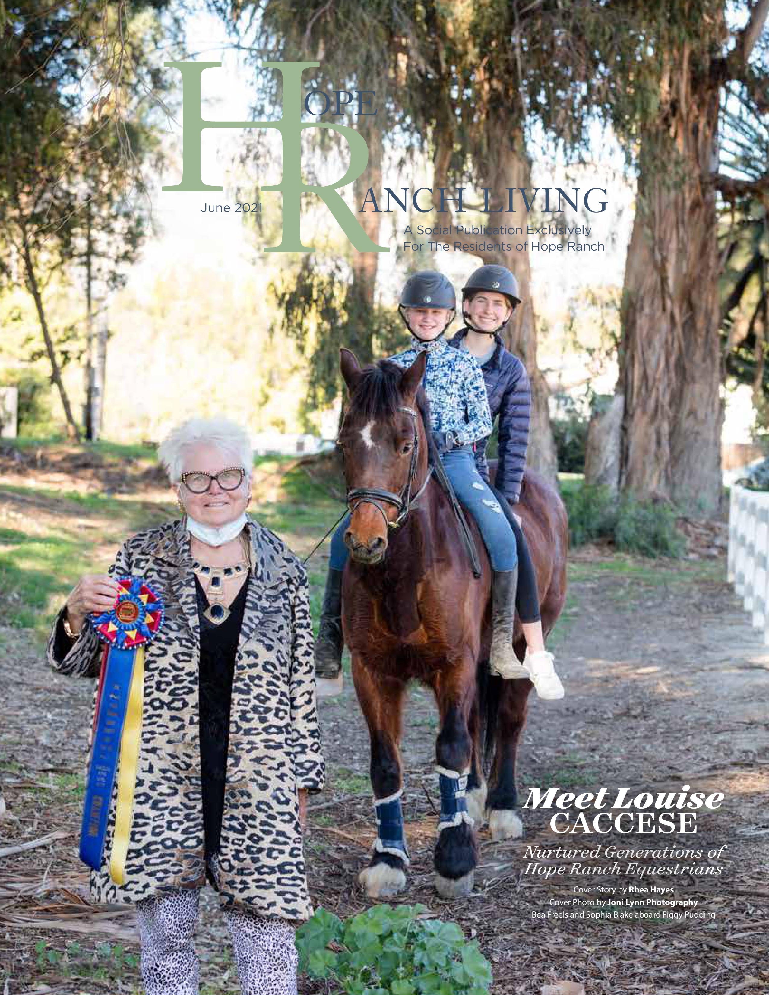 Hope Ranch Living 2021-06-01