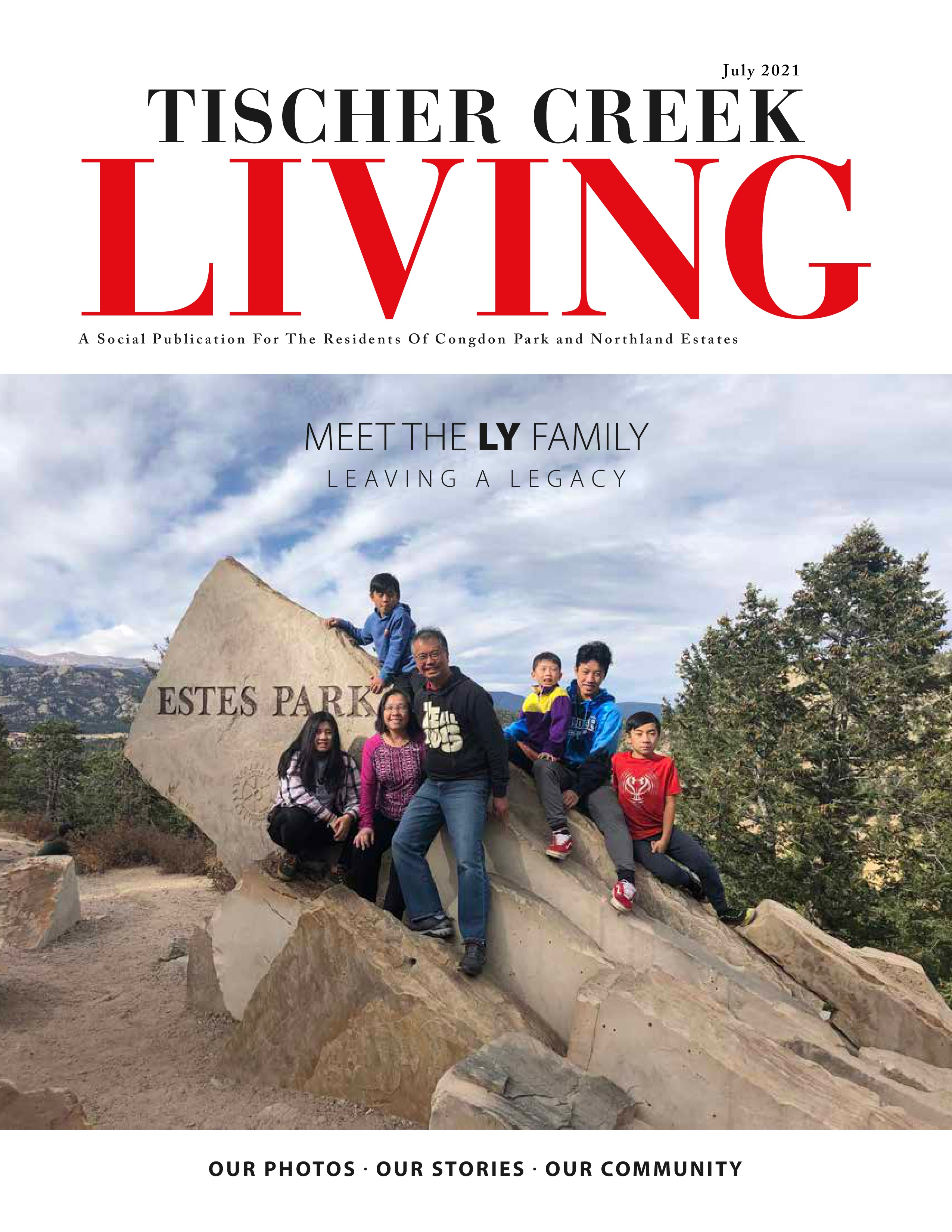 Tischer Creek Living 2021-07-01