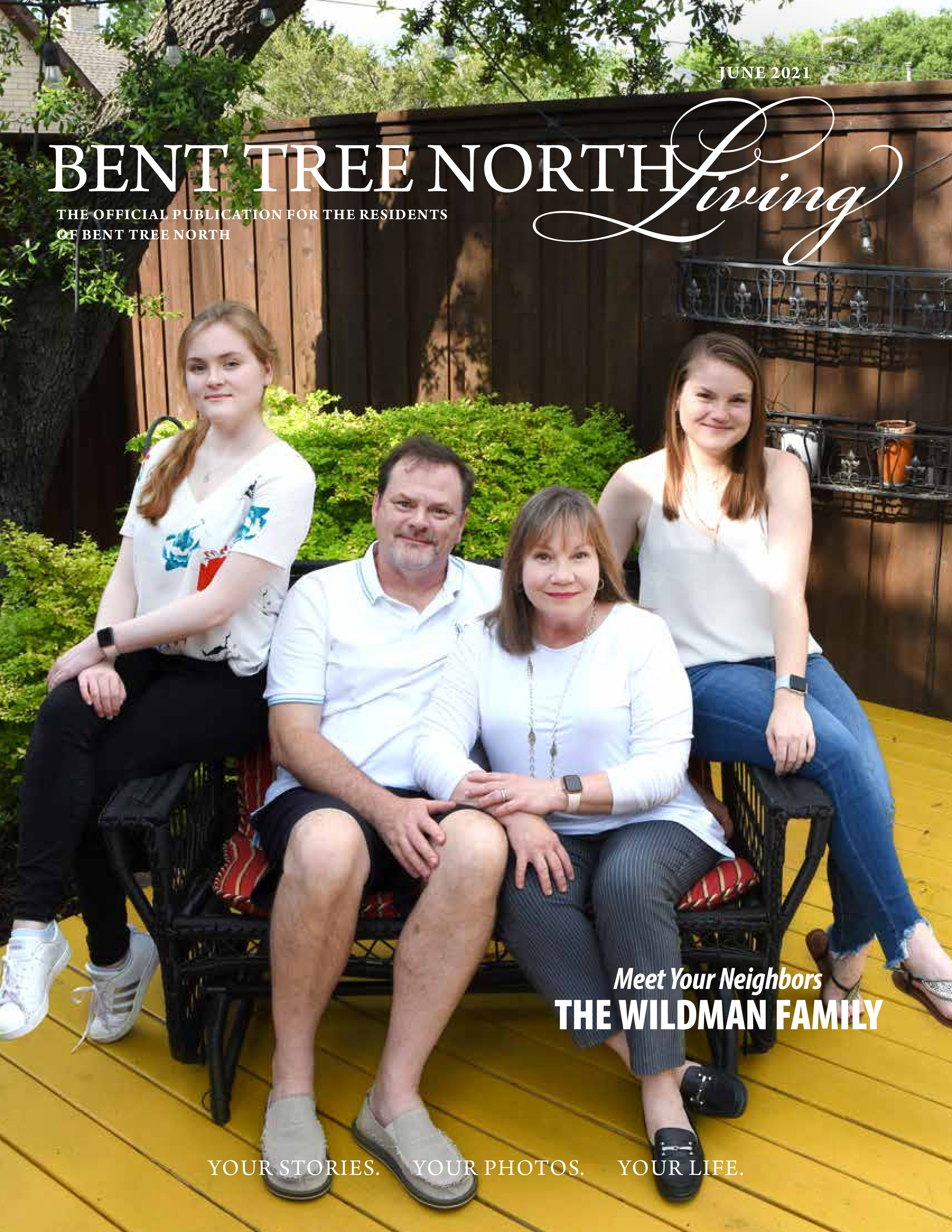 Bent Tree North Living 2021-06-01