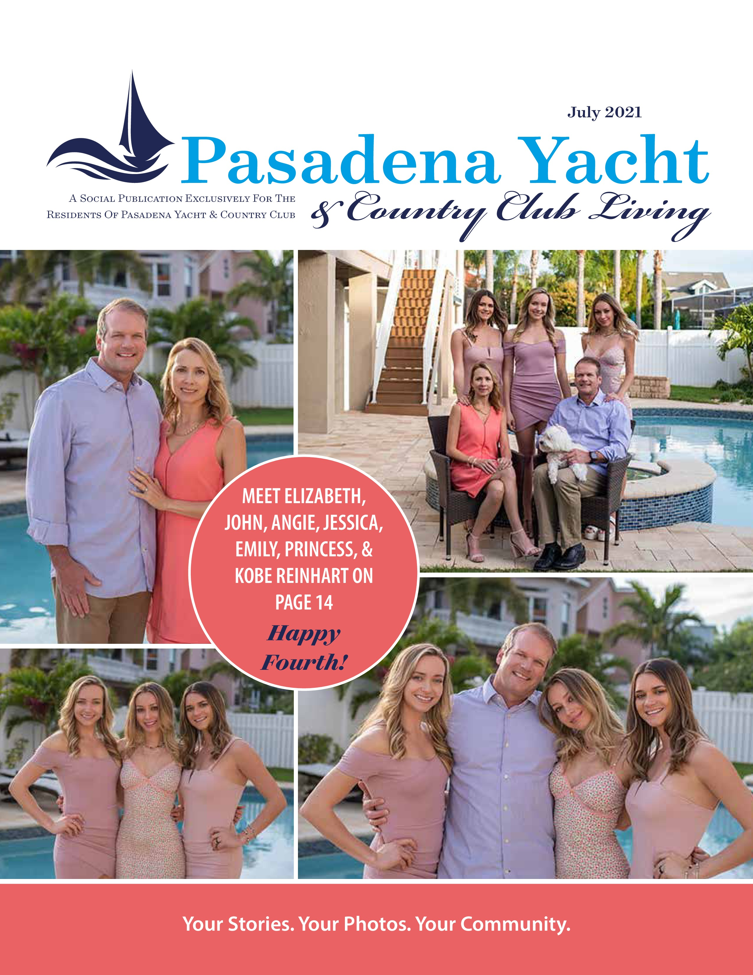 Pasadena Yacht & Country Club Living 2021-07-01