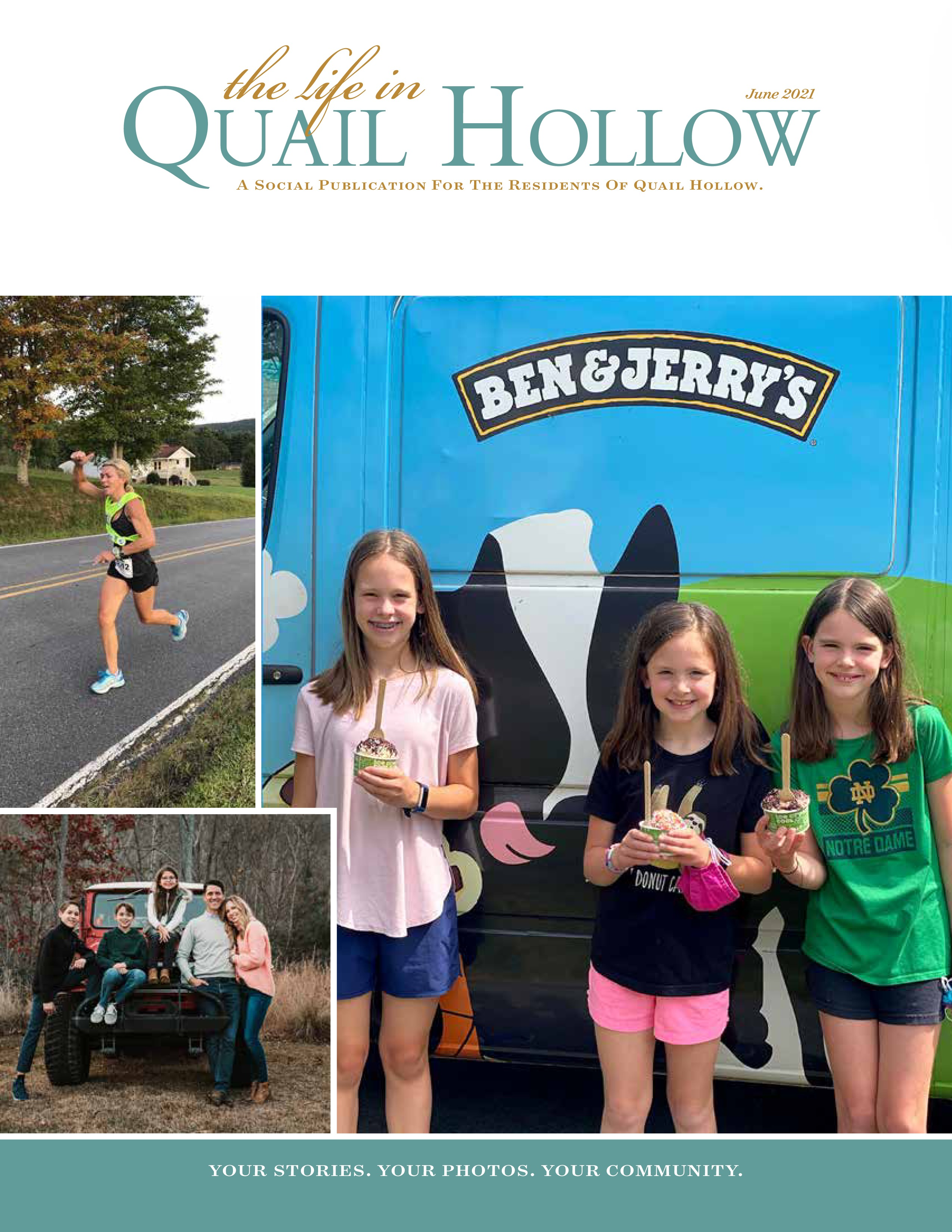The Life in Quail Hollow 2021-06-01