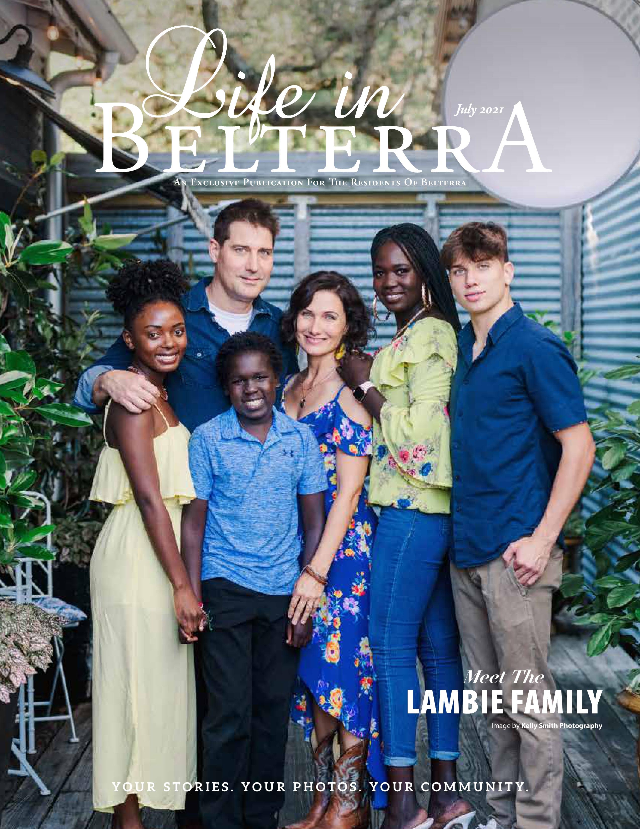 Life in Belterra 2021-07-01