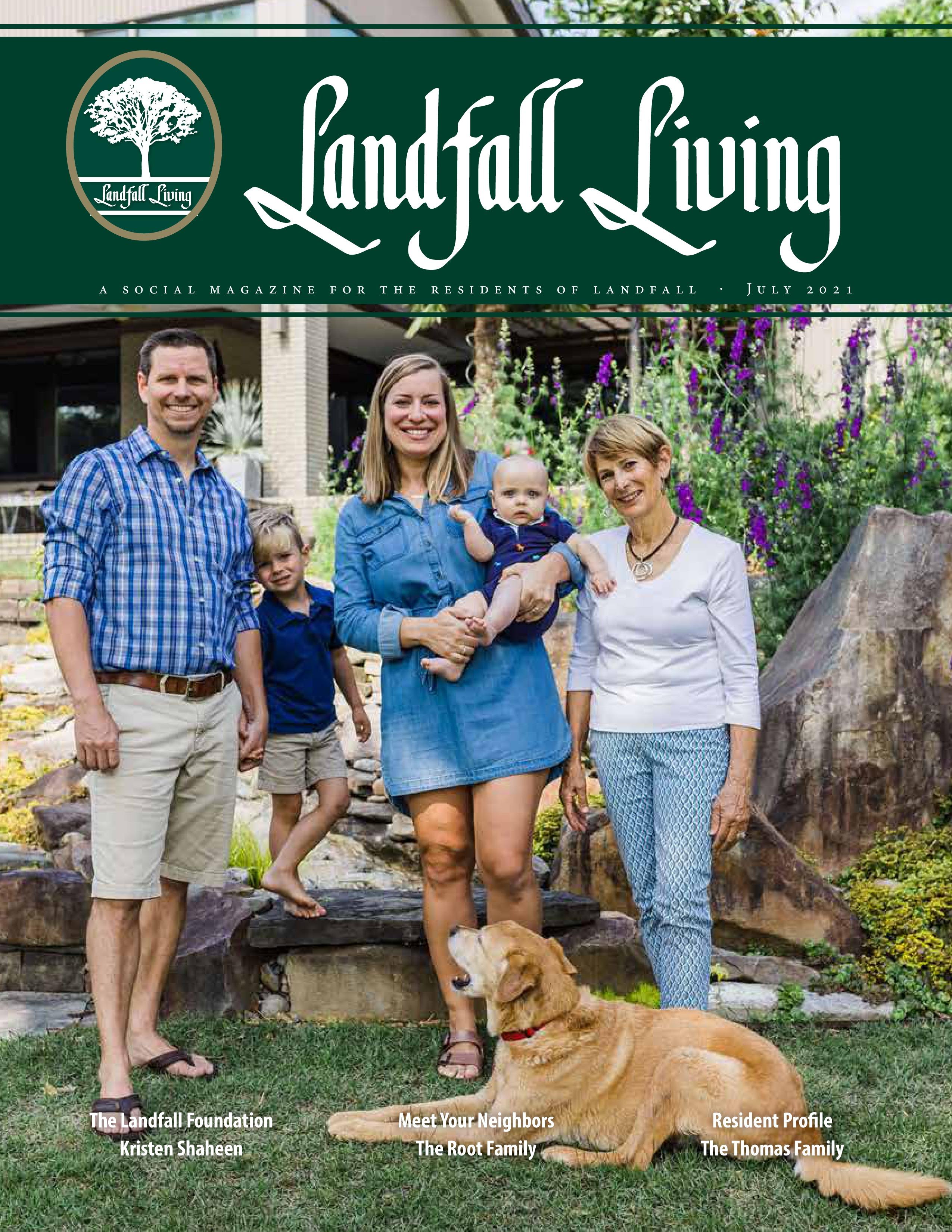 Landfall Living 2021-07-01