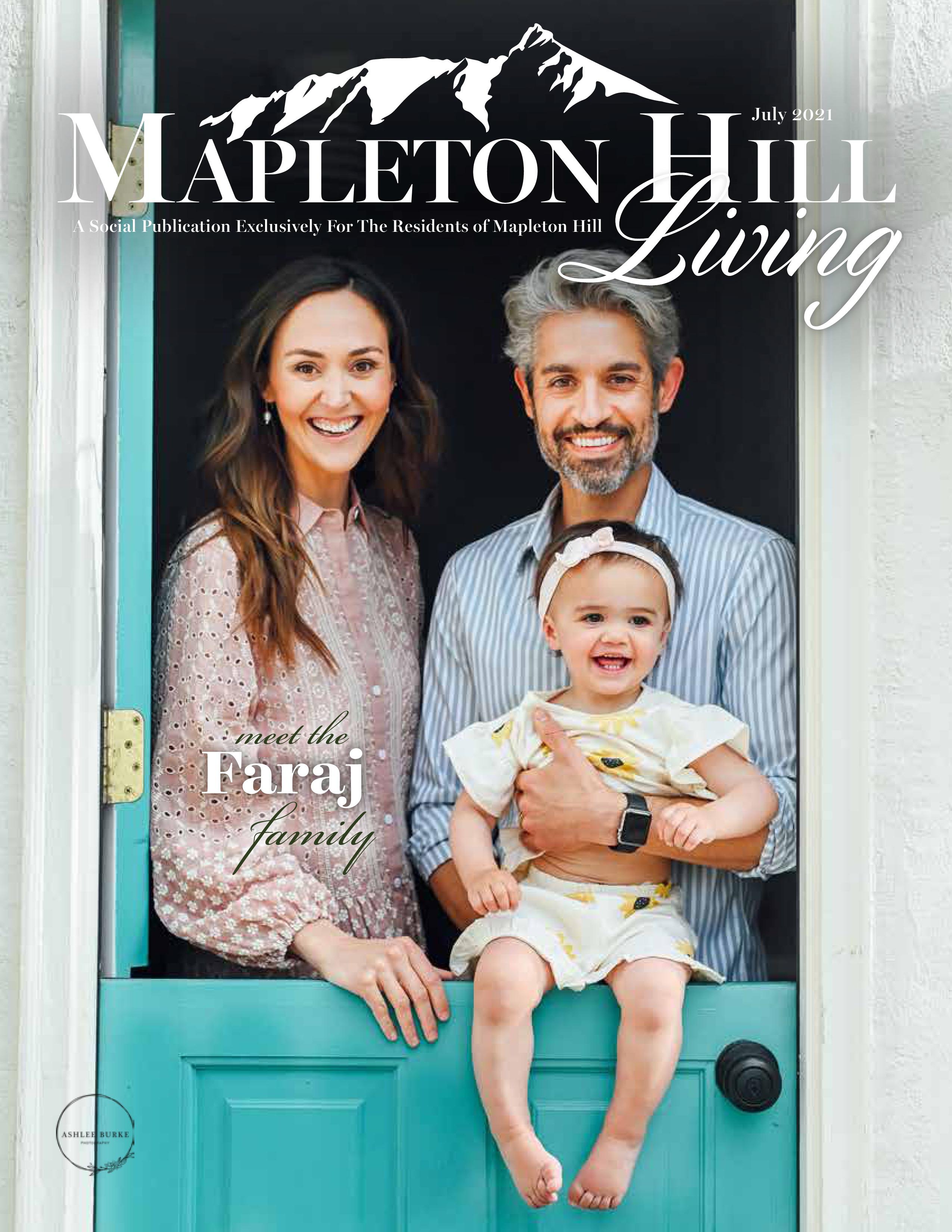 Mapleton Hill Living 2021-07-01