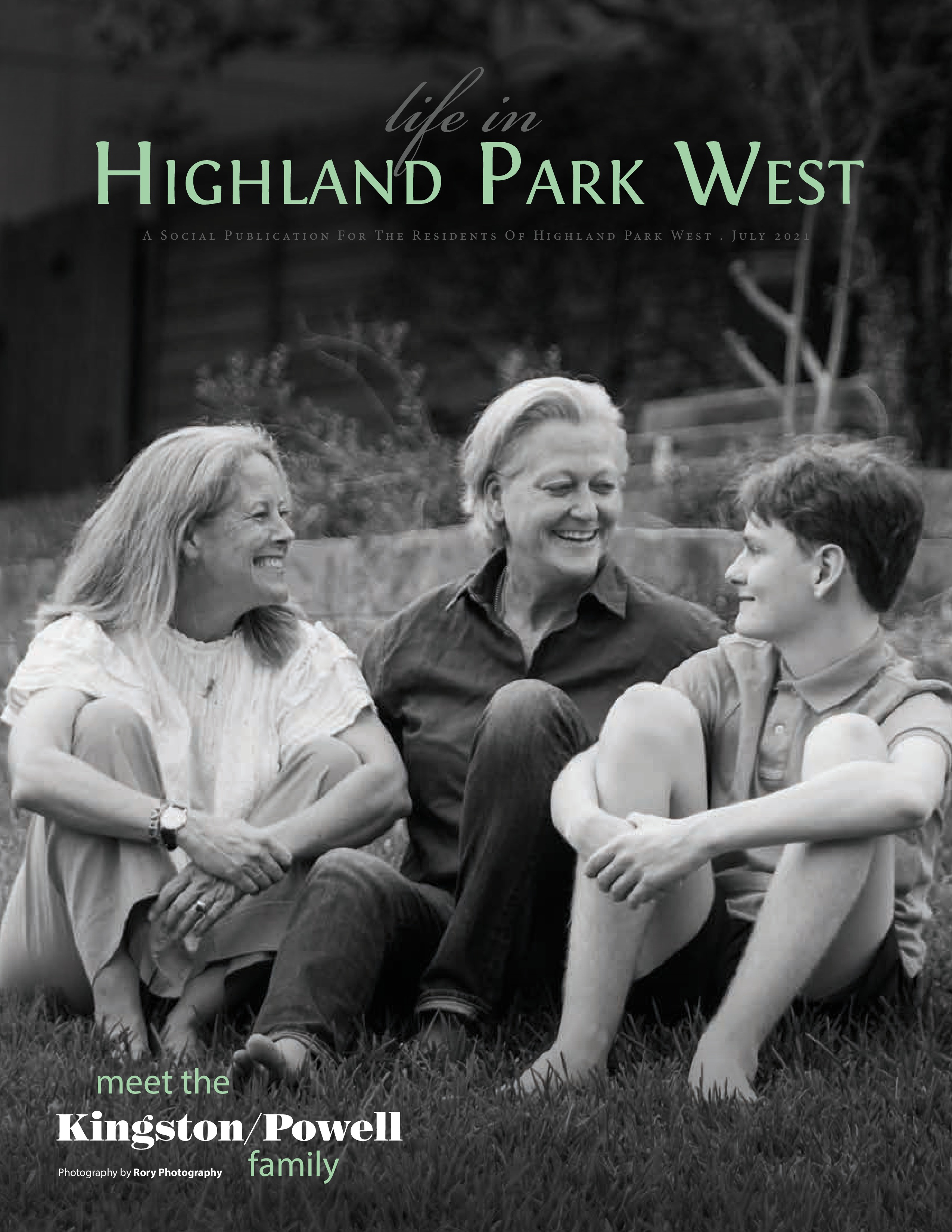 Life in Highland Park West 2021-07-01